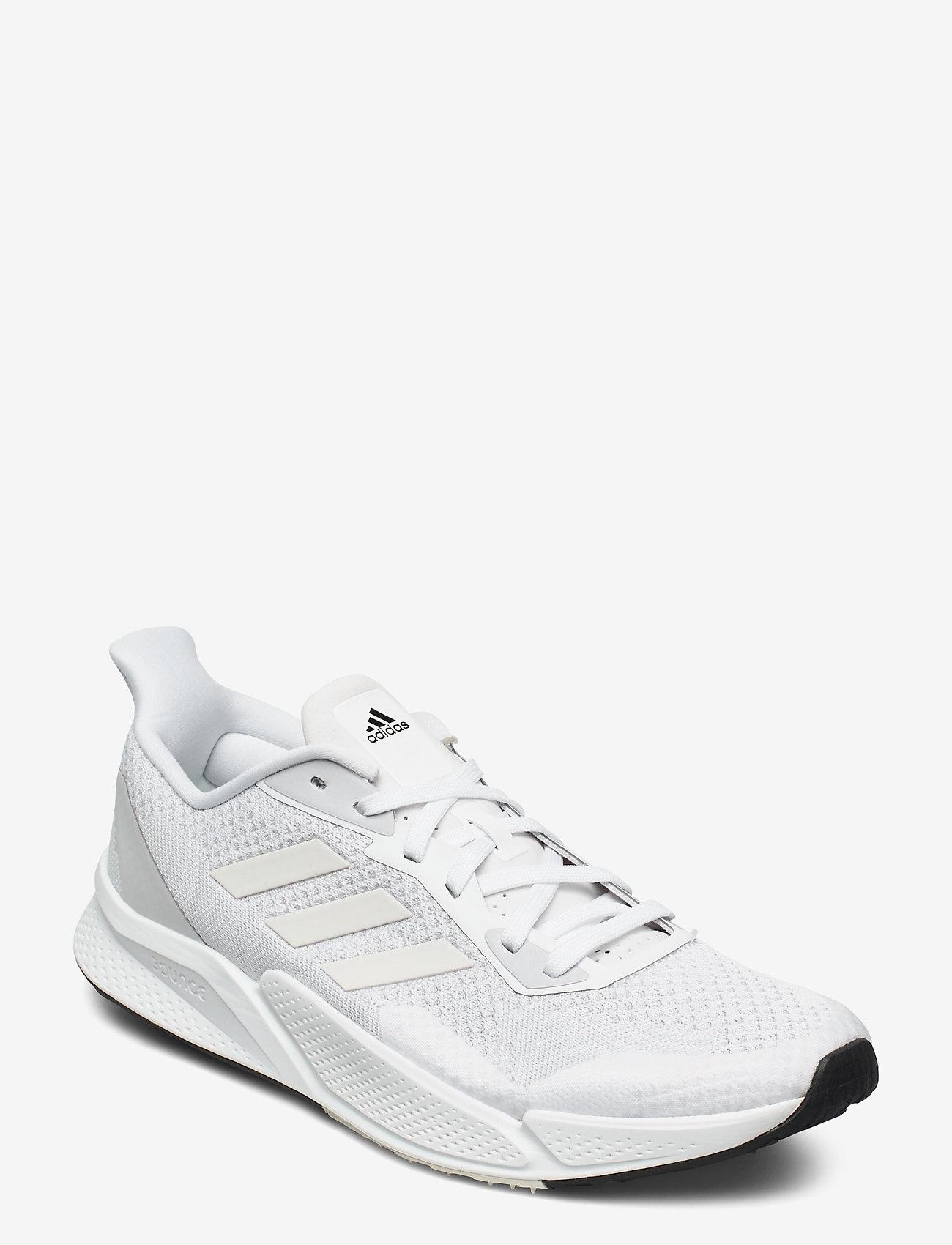 adidas Performance - x9000L2 M - löbesko - ftwwht/ftwwht/dshgry - 0