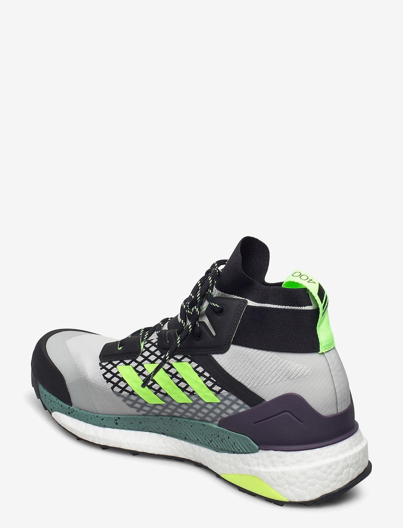 adidas Performance - Terrex Free Hiker Hiking - chaussures de randonnée - gretwo/cblack/siggnr - 2