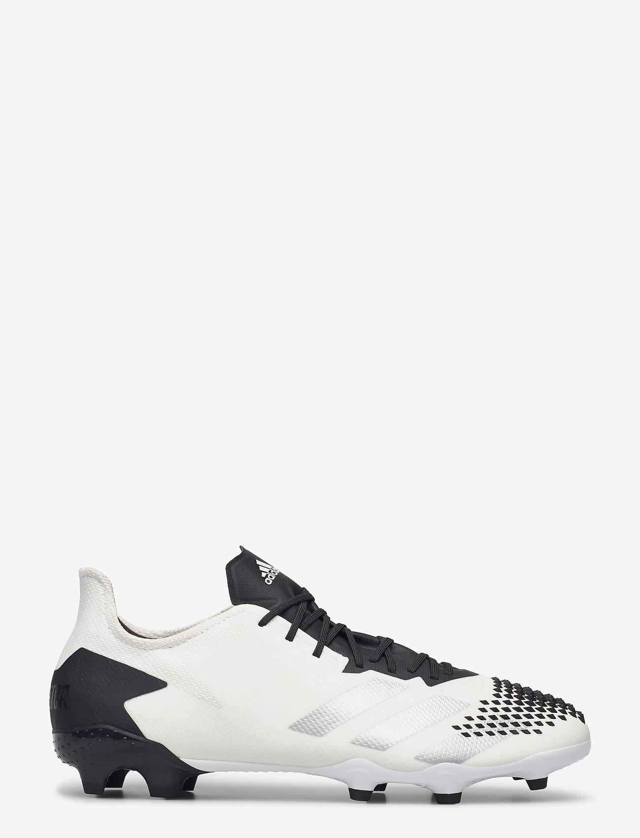 adidas Performance - PREDATOR 20.2 FG - fotballsko - ftwwht/silvmt/cblack - 1