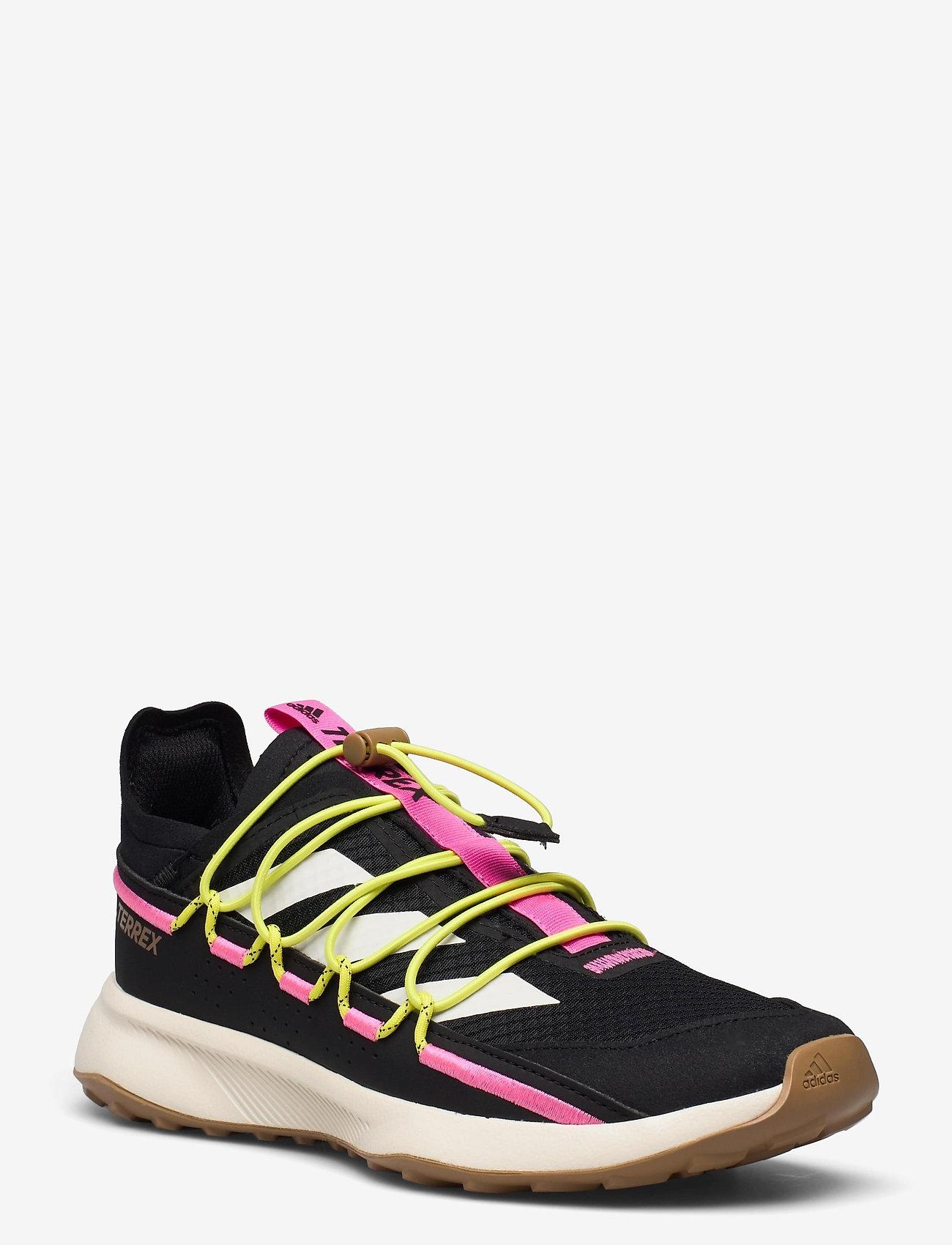 adidas Performance - Terrex Voyager 21 Travel  W - running shoes - cblack/cwhite/scrpnk - 1