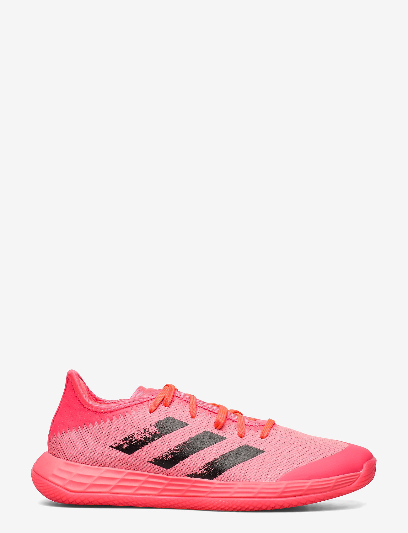 adidas Performance - Adizero FastCourt W TOKYO - indoor sports shoes - sigpnk/cblack/coppmt - 1