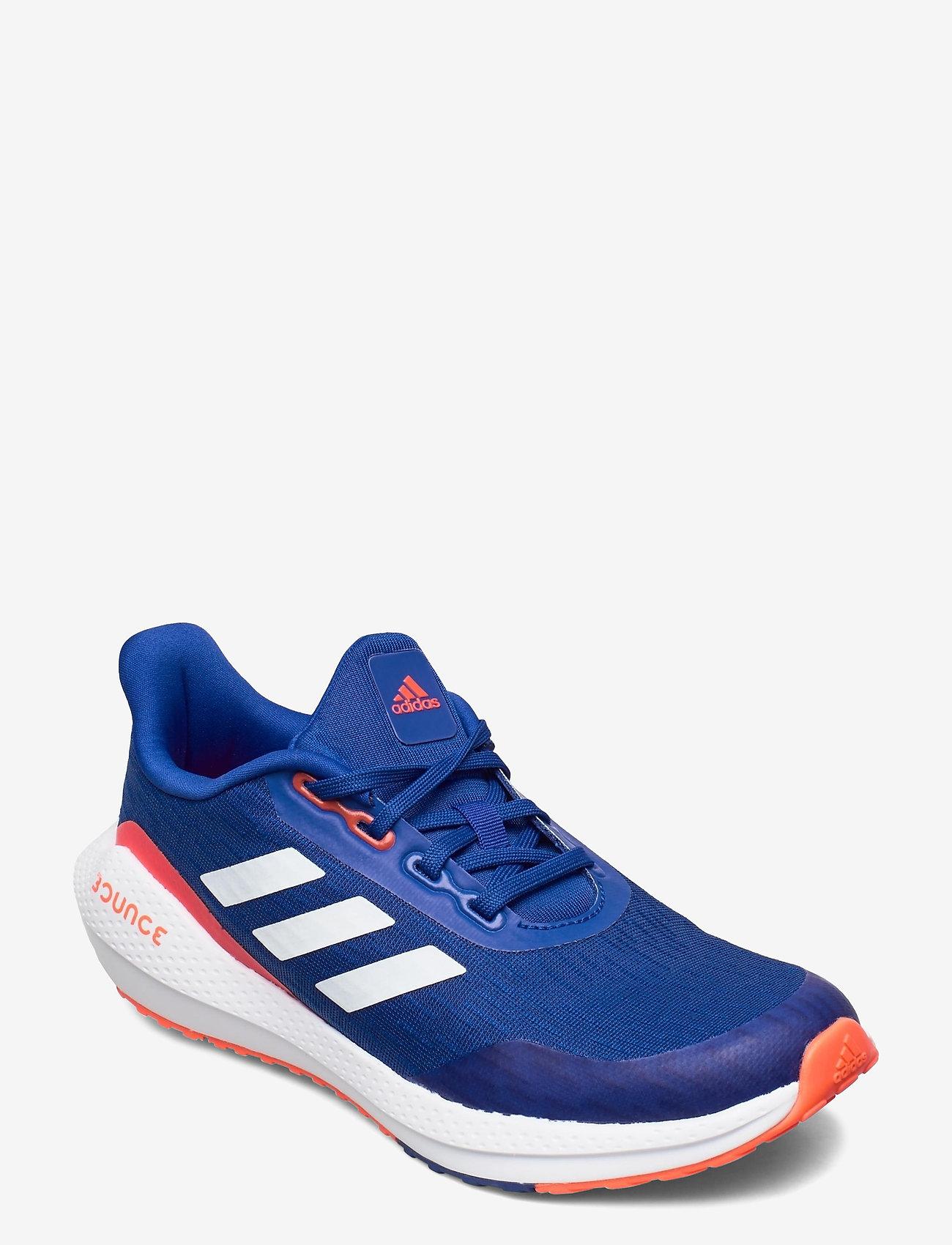 adidas Performance - EQ21 Running - schuhe - royblu/ftwwht/solred - 0