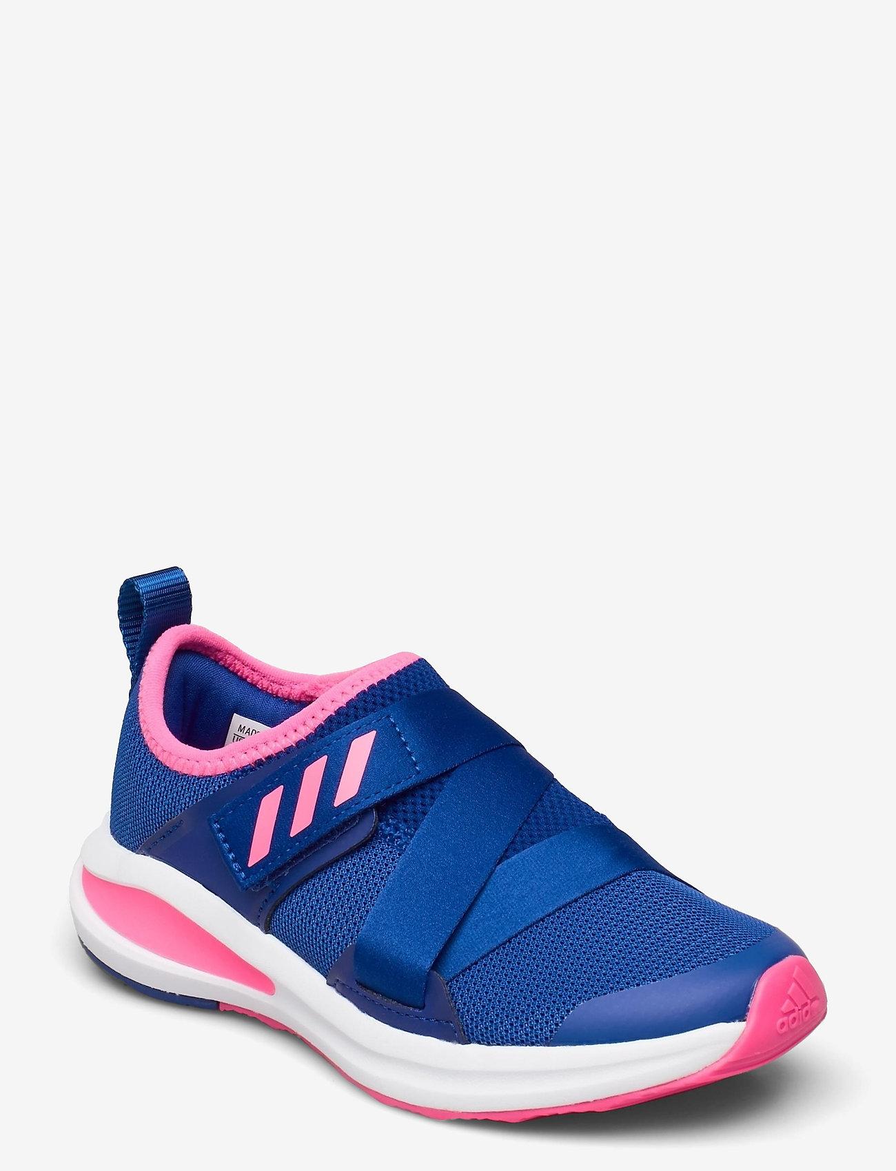 adidas Performance - Fortarun X - schuhe - royblu/sopink/ftwwht - 0