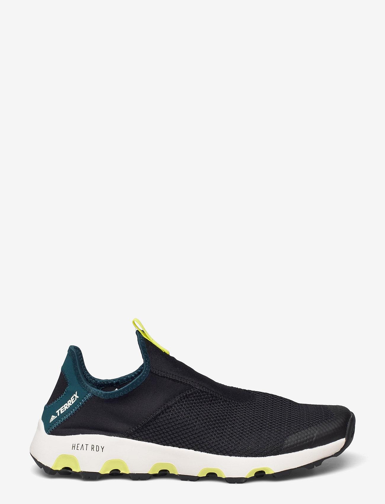 adidas Performance - Terrex Voyager Slip-On Water - vandringsskor - cblack/wiltea/aciyel - 1