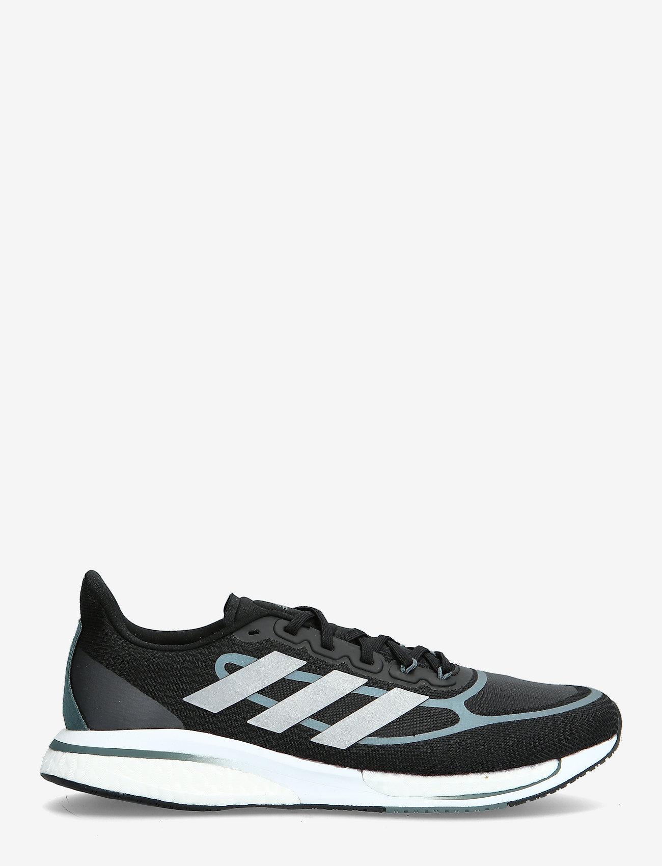 adidas Performance - Supernova+ - löbesko - cblack/silvmt/bluoxi - 1