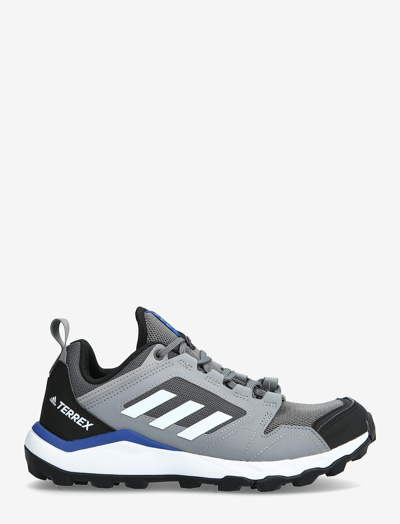 adidas Performance - Terrex Agravic TR Trail Running - vandringsskor - grefou/ftwwht/grethr - 1