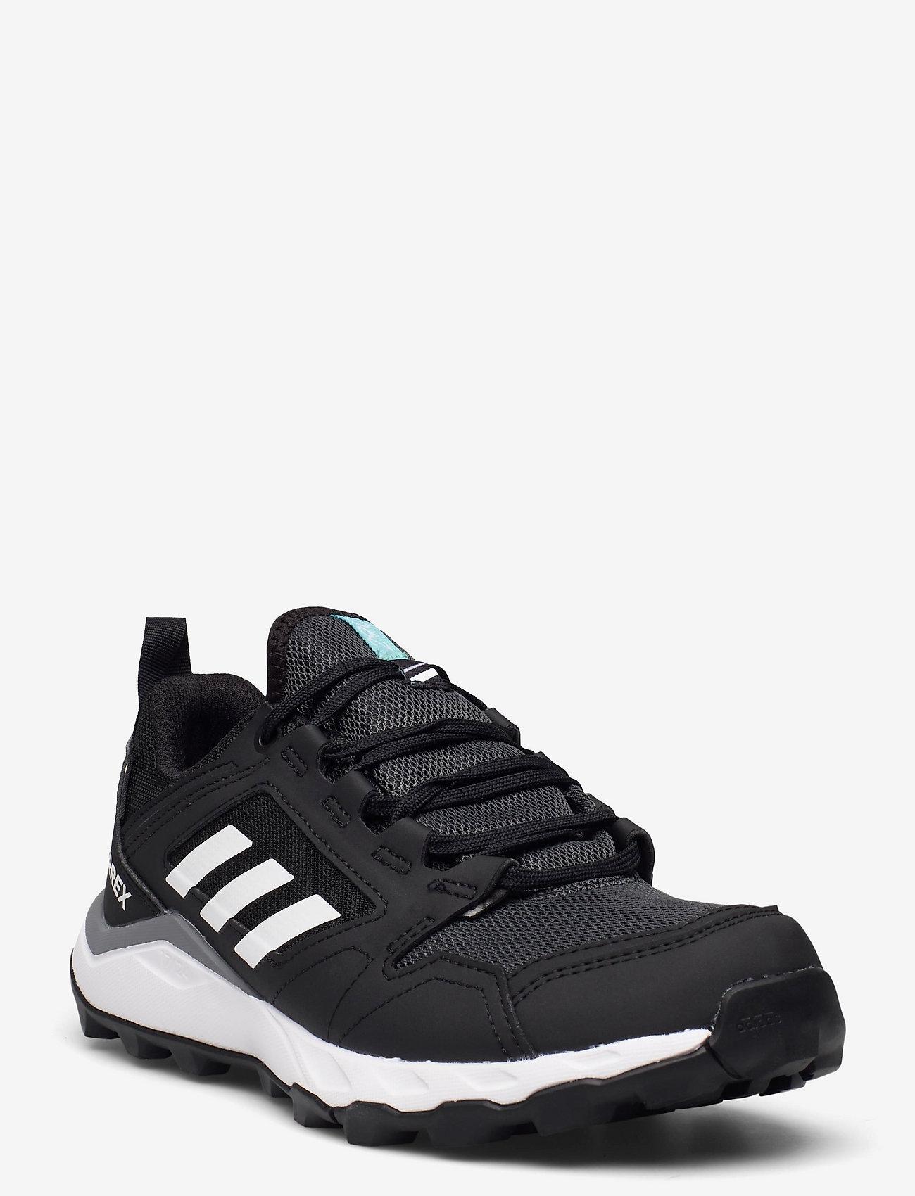adidas Performance - Terrex Agravic TR GORE-TEX Trail Running  W - running shoes - cblack/crywht/acimin - 0