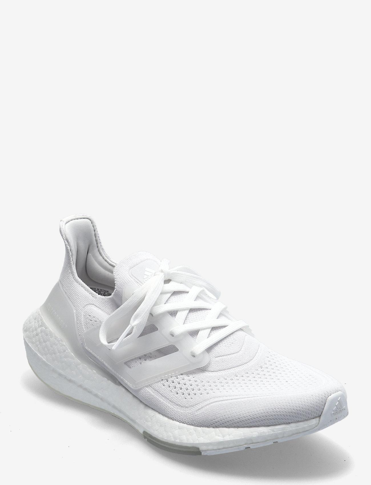 adidas Performance - Ultraboost 21 - running shoes - ftwwht/ftwwht/grethr - 1