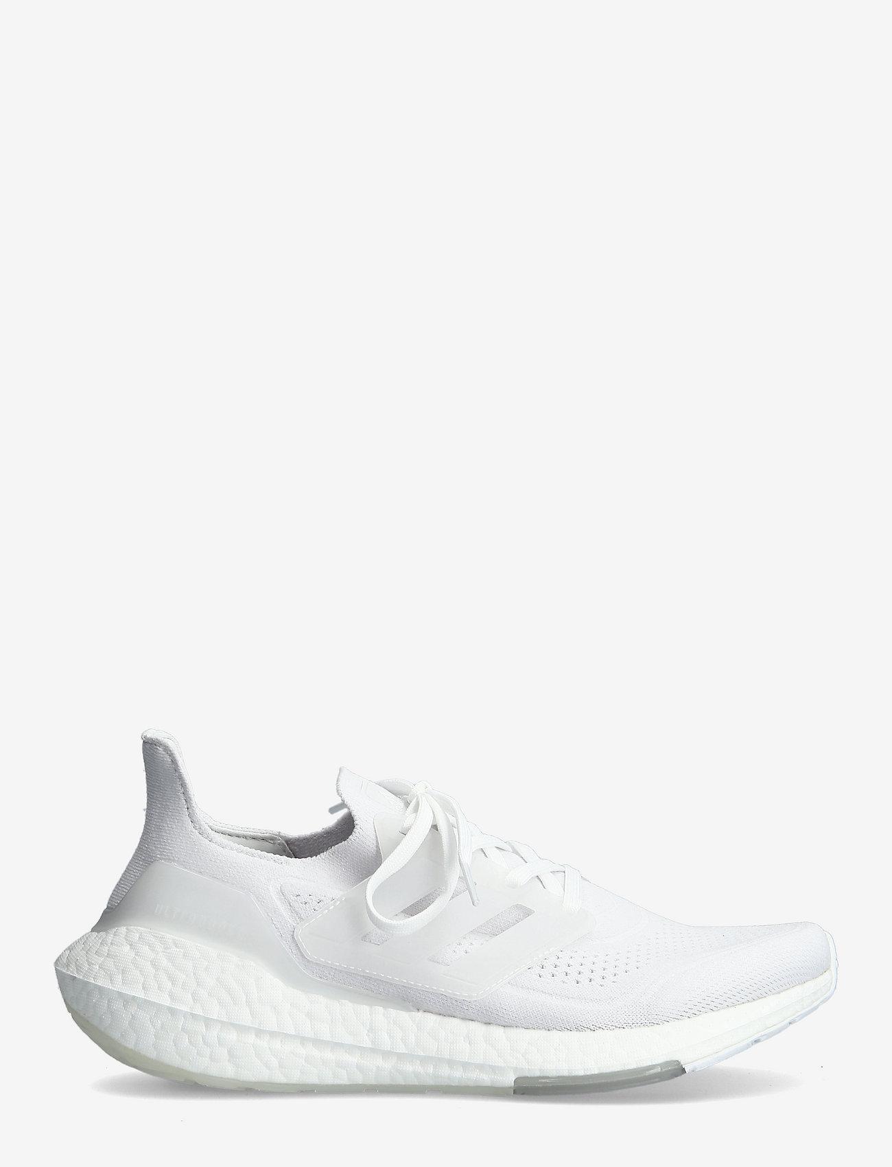 adidas Performance - Ultraboost 21 - löbesko - ftwwht/ftwwht/grethr - 1