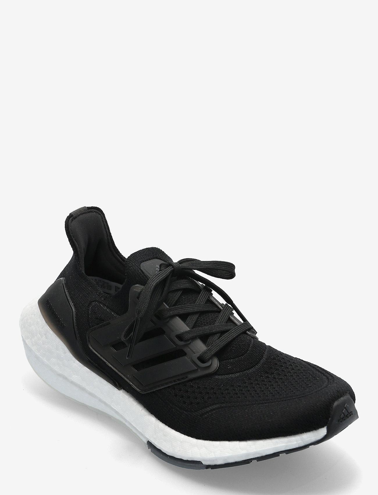 adidas Performance - Ultraboost 21  W - laufschuhe - cblack/cblack/grefou - 1