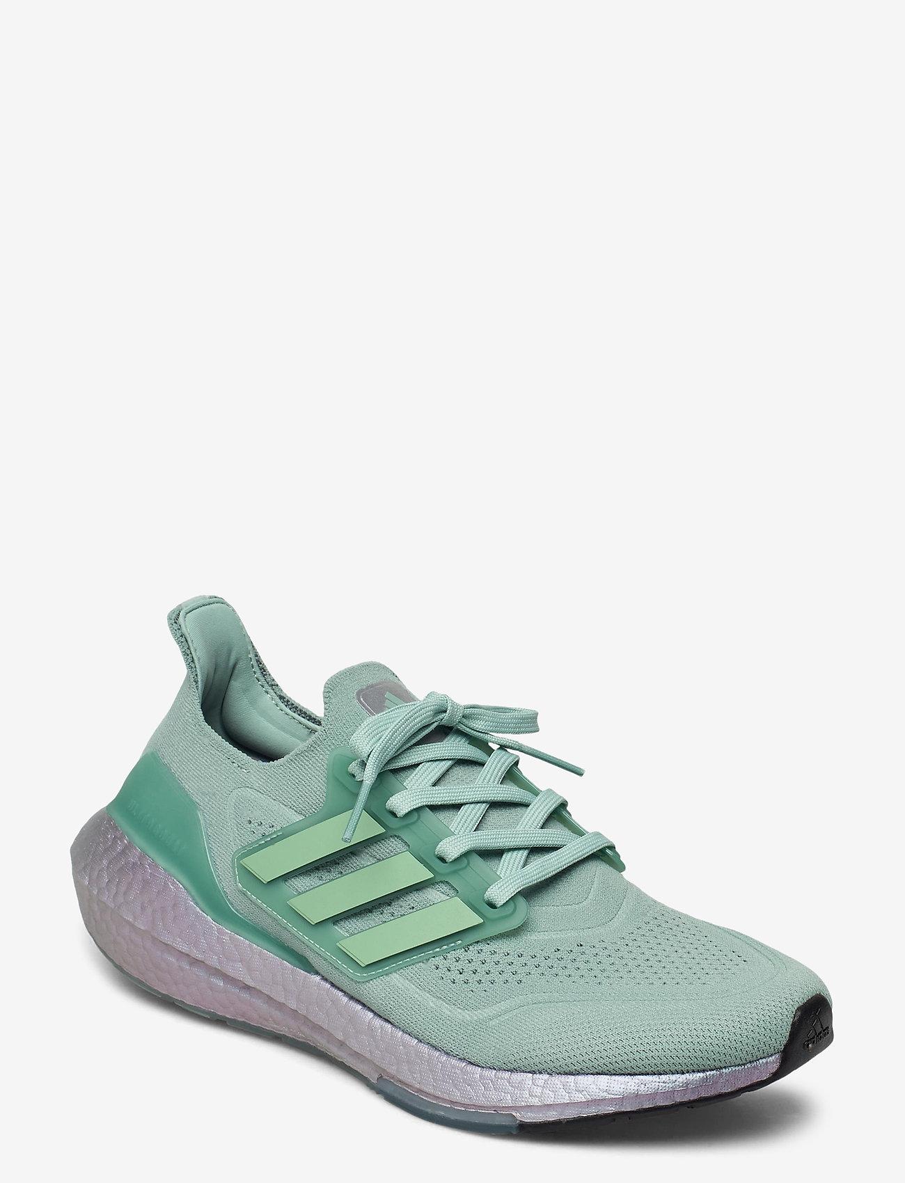 adidas Performance - Ultraboost 21 W - laufschuhe - hazgrn/hazgrn/bluoxi - 0