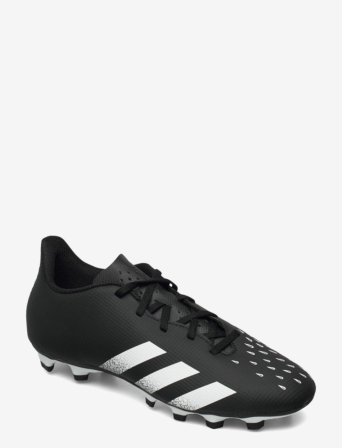 adidas Performance - Predator Freak.4 Flexible Ground Boots - fotbollsskor - cblack/ftwwht/cblack - 0