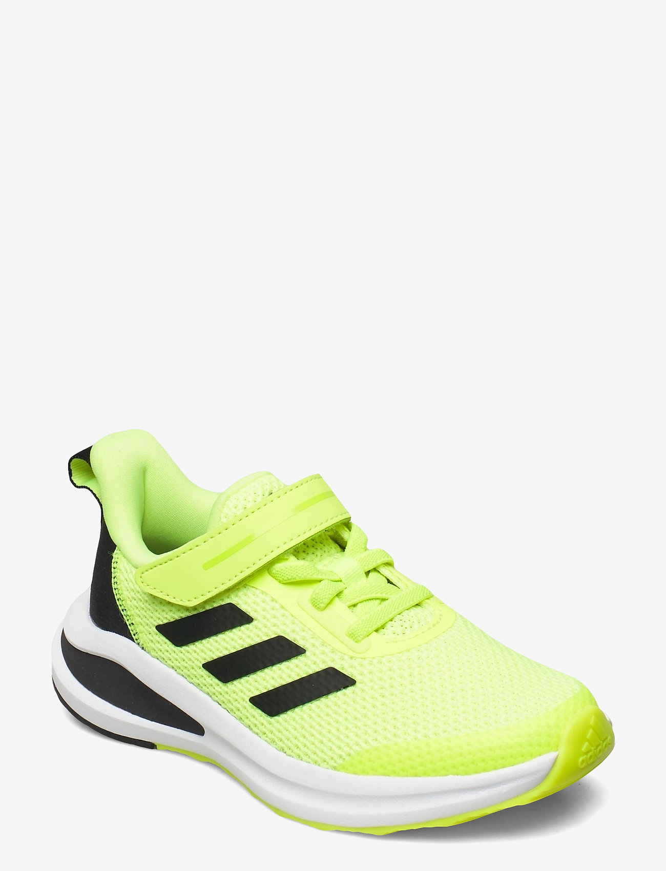 adidas Performance - FortaRun EL K - trainingsschuhe - syello/cblack/ftwwht - 0