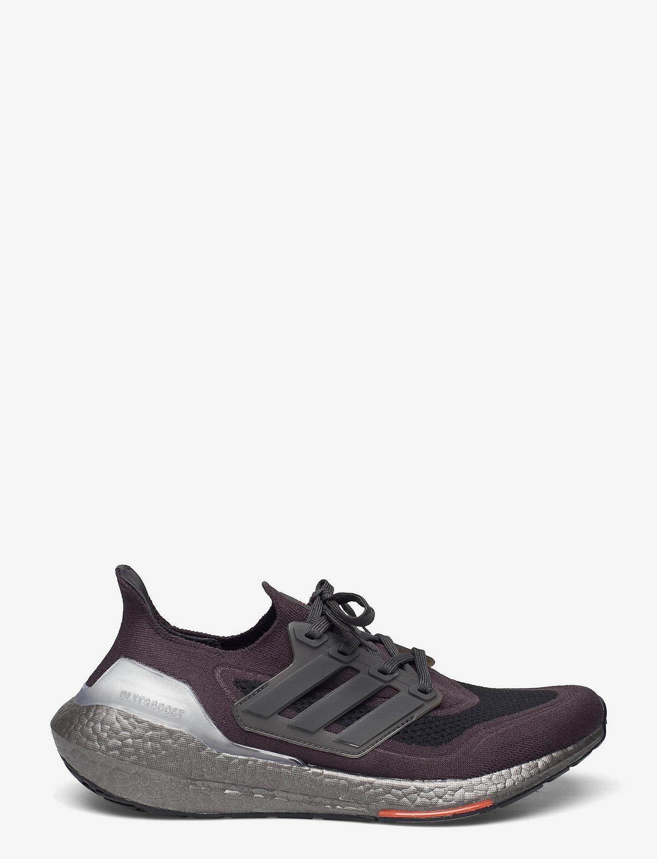 adidas Performance - Ultraboost 21 - löbesko - carbon/carbon/solred - 1
