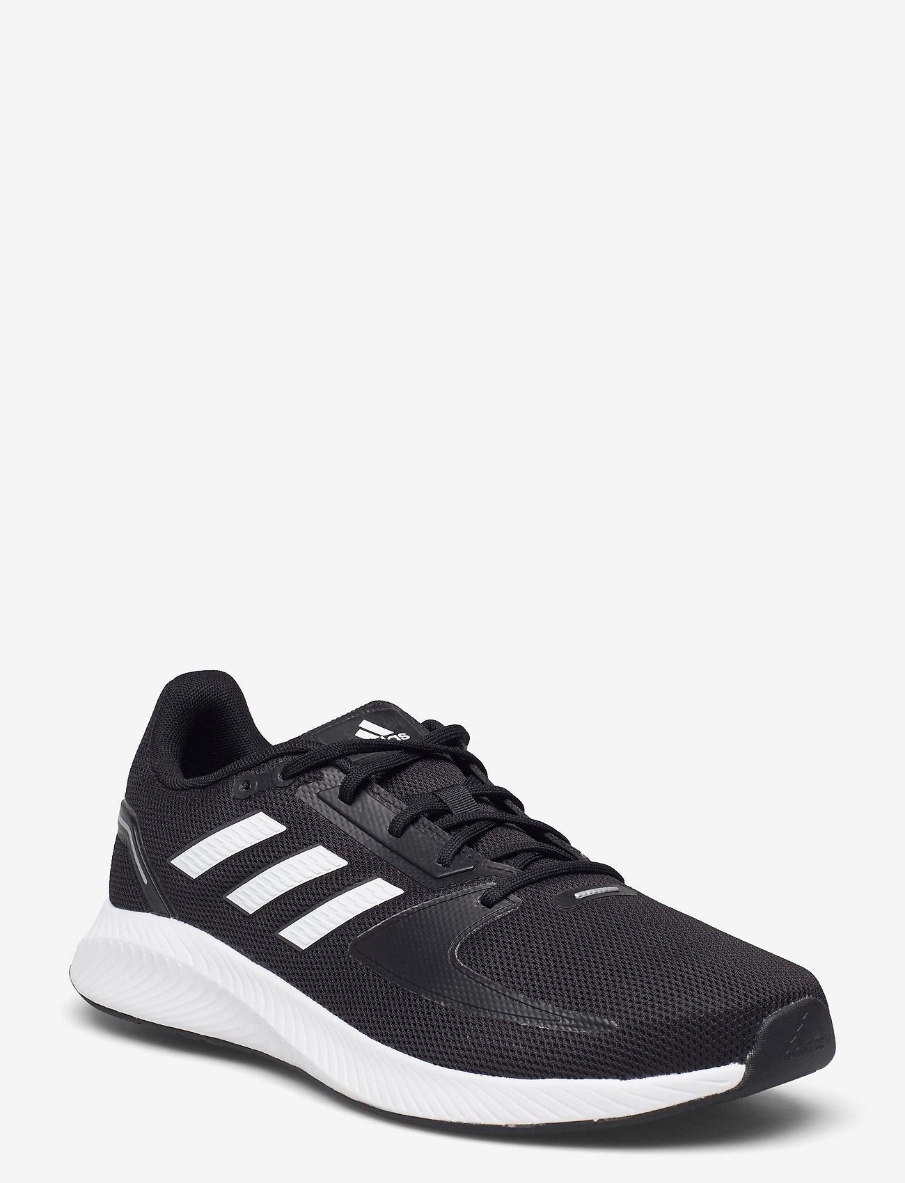 adidas Performance - Run Falcon 2.0 - löbesko - cblack/ftwwht/gresix - 0