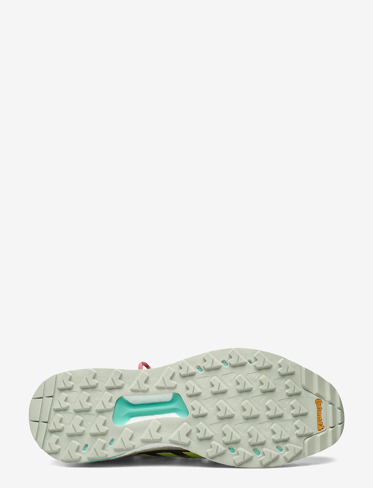 adidas Performance - Terrex Free Hiker Primeblue Hiking - vandringsskor - wilmos/cblack/acimin - 4