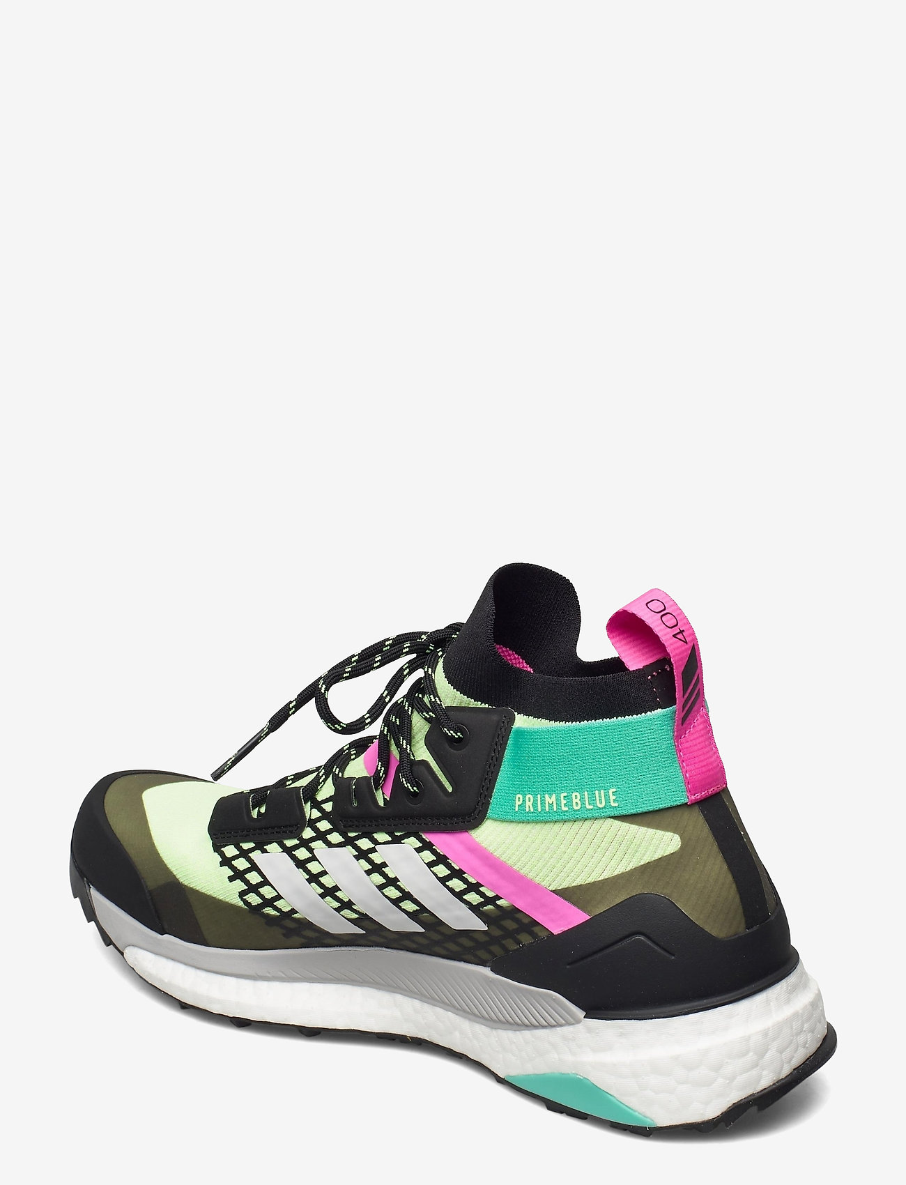 adidas Performance - Terrex Free Hiker Primeblue Hiking - chaussures de randonnée - hireye/crywht/cblack - 2