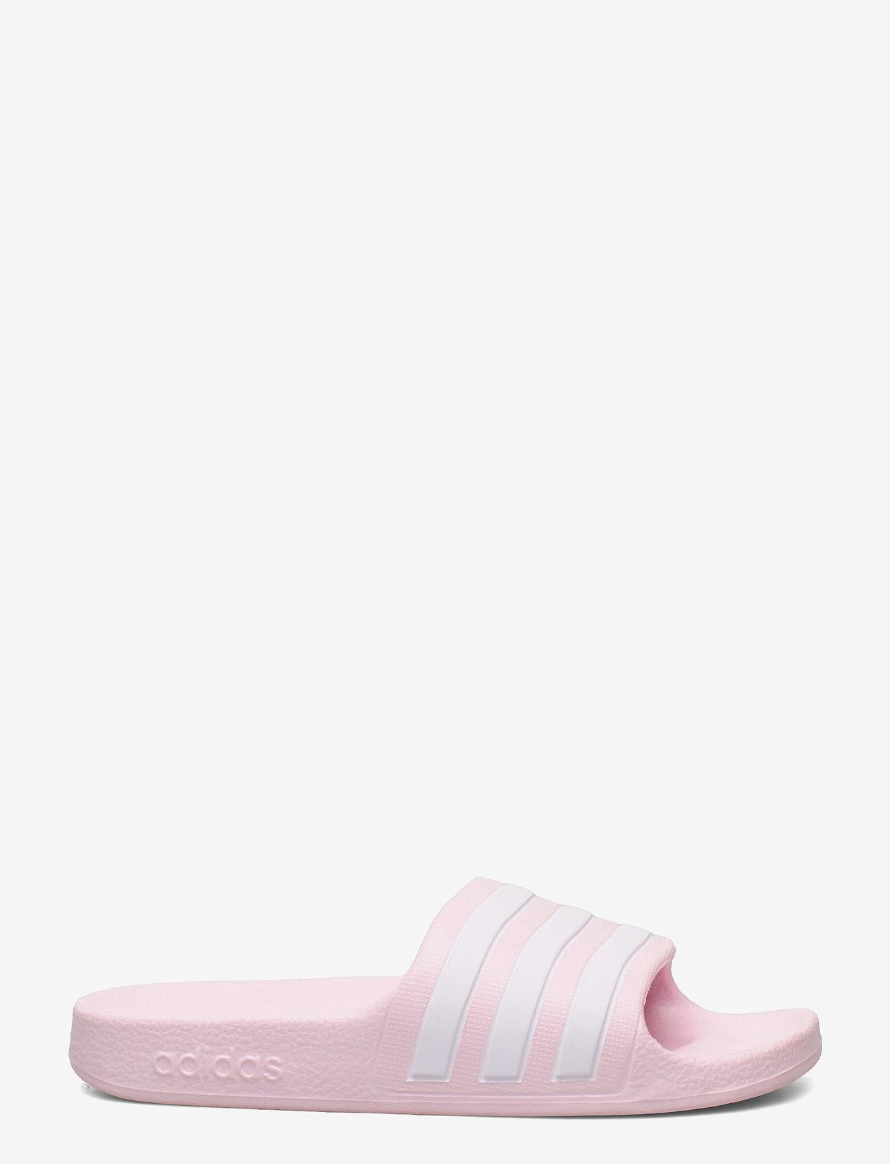 adidas Performance - Adilette Aqua Slides - pool sliders - clpink/ftwwht/clpink - 1