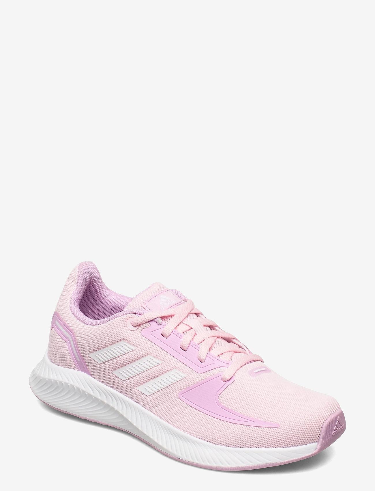 adidas Performance - RUNFALCON 2.0 K - schuhe - clpink/ftwwht/clelil - 0
