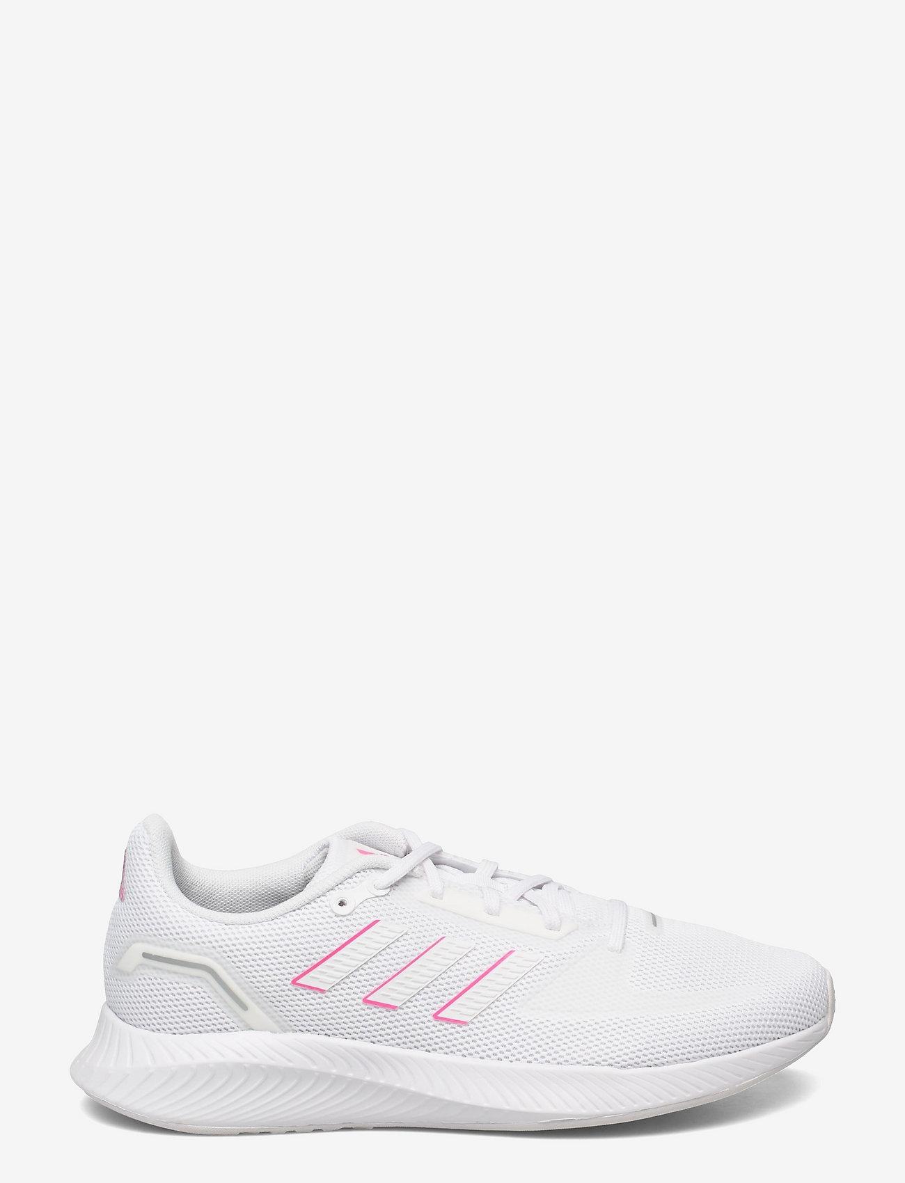 adidas Performance - Run Falcon 2.0  W - running shoes - ftwwht/ftwwht/scrpnk - 1