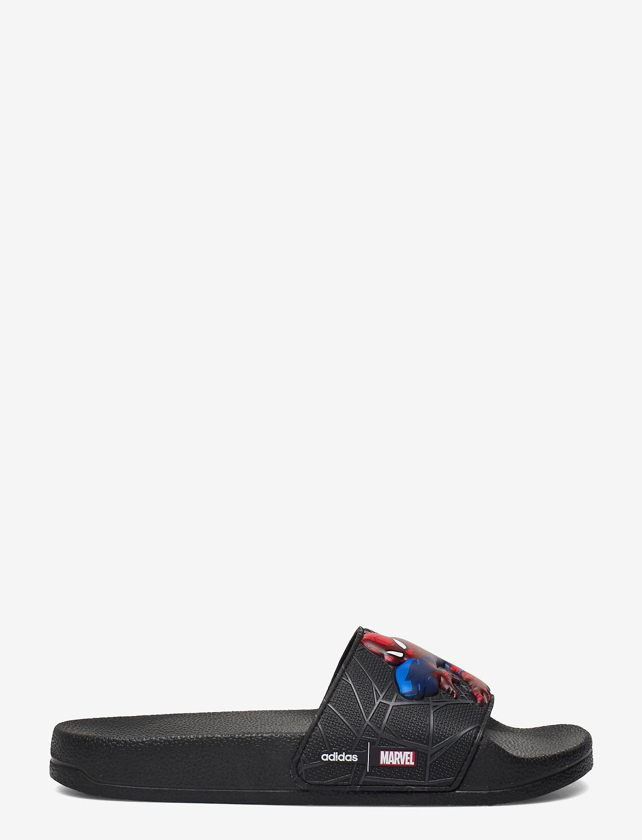 adidas Performance - Adilette Shower Slides - pool sliders - cblack/cblack/gresix - 1