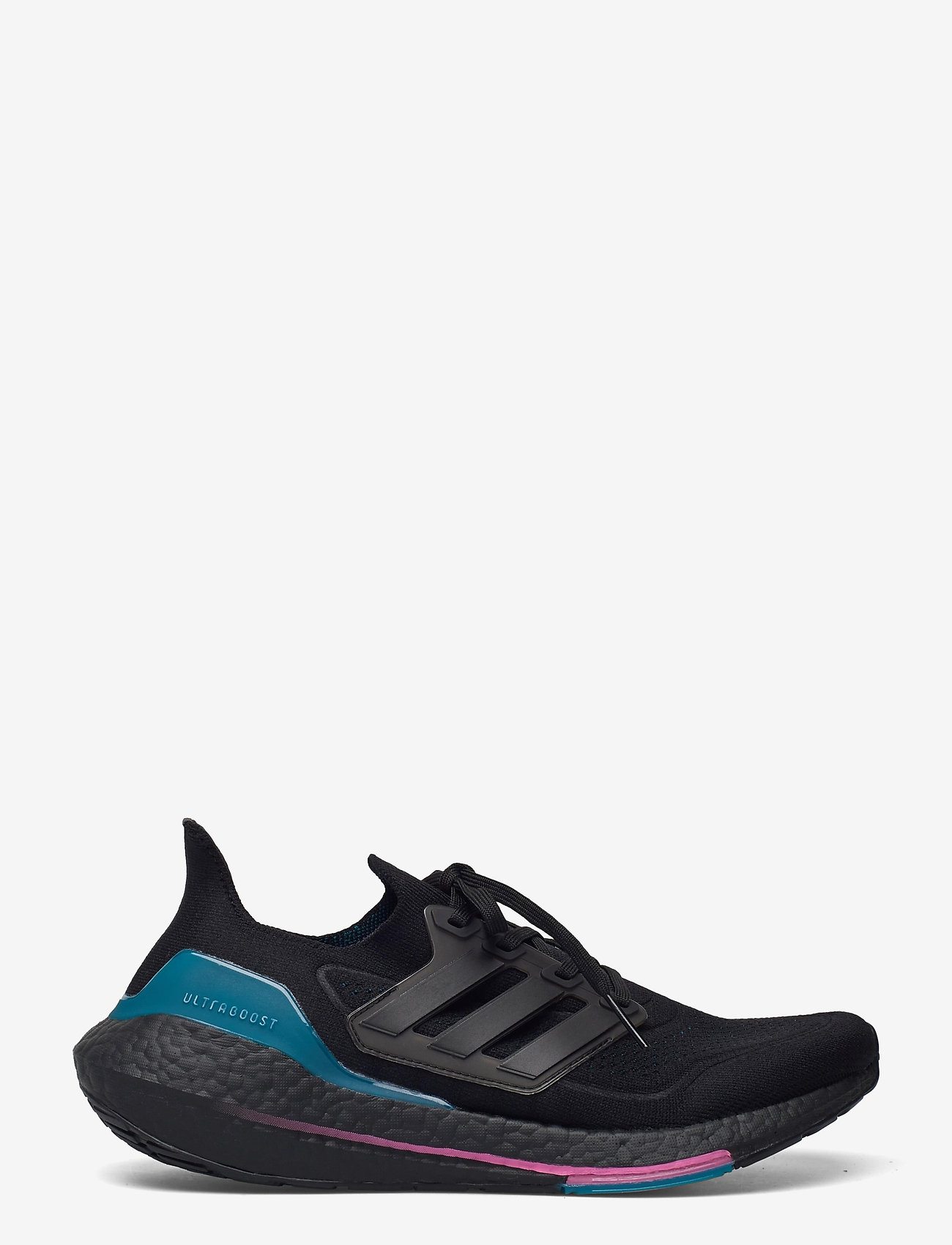adidas Performance - ULTRABOOST 21 - laufschuhe - cblack/carbon/acttea - 1