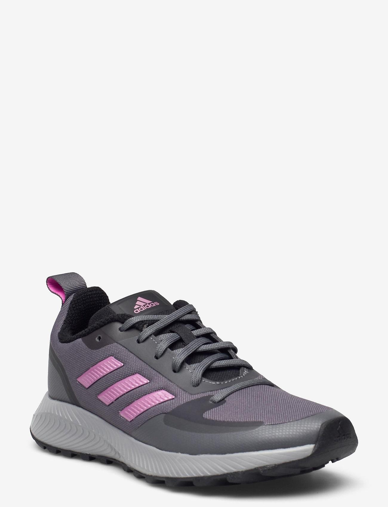 adidas Performance - Run Falcon 2.0 TR  W - running shoes - grefiv/chemet/gresix - 0