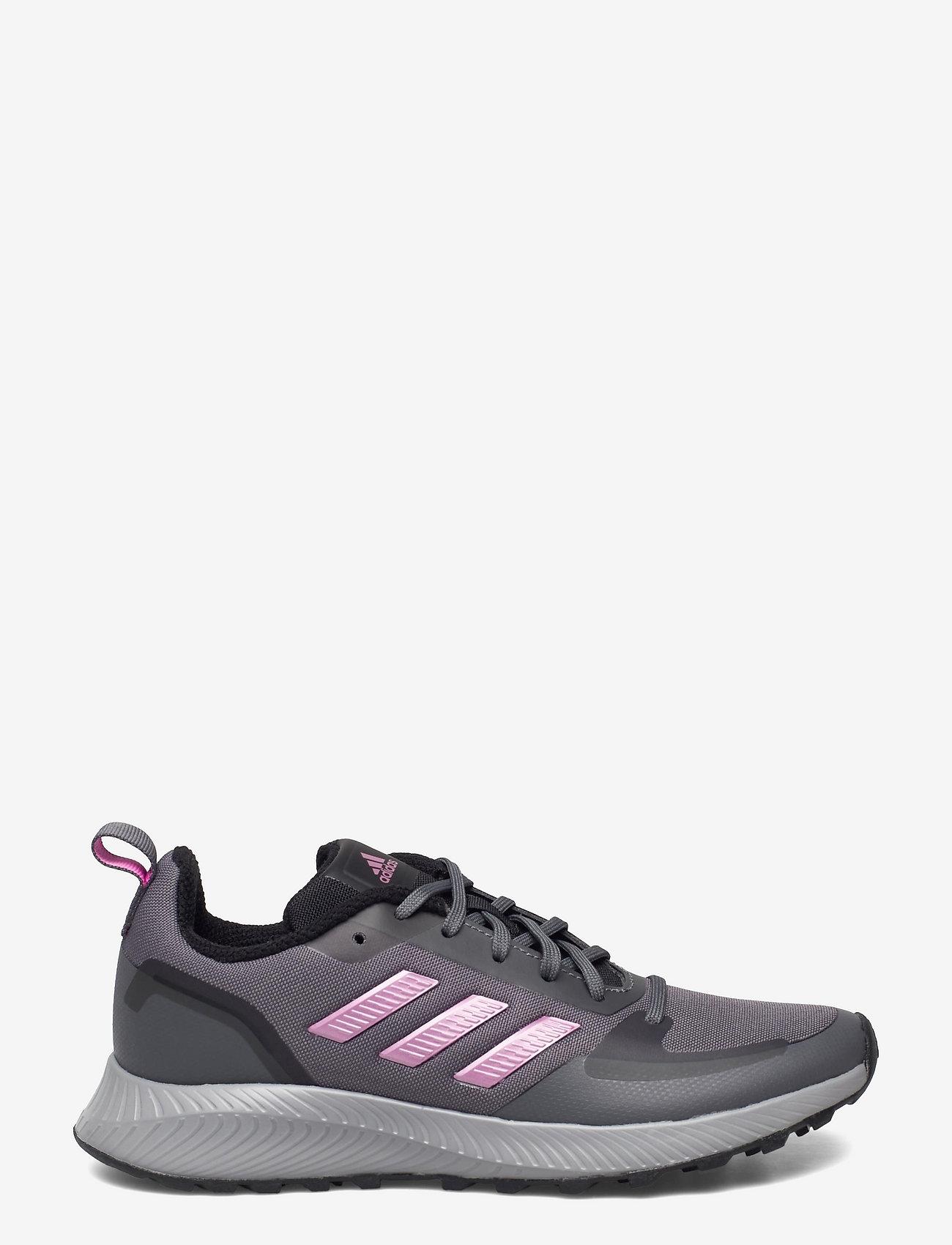 adidas Performance - Run Falcon 2.0 TR  W - running shoes - grefiv/chemet/gresix - 1