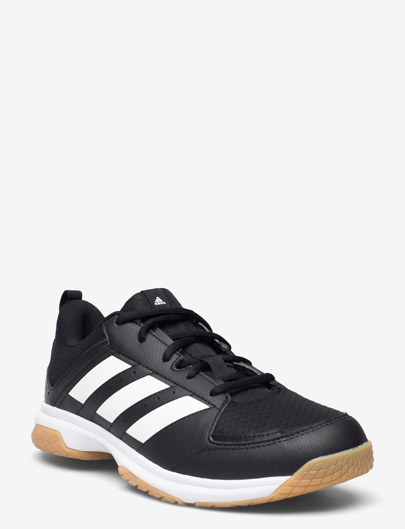 adidas Performance - Ligra 7 Indoor - inomhusskor - cblack/ftwwht/cblack - 0