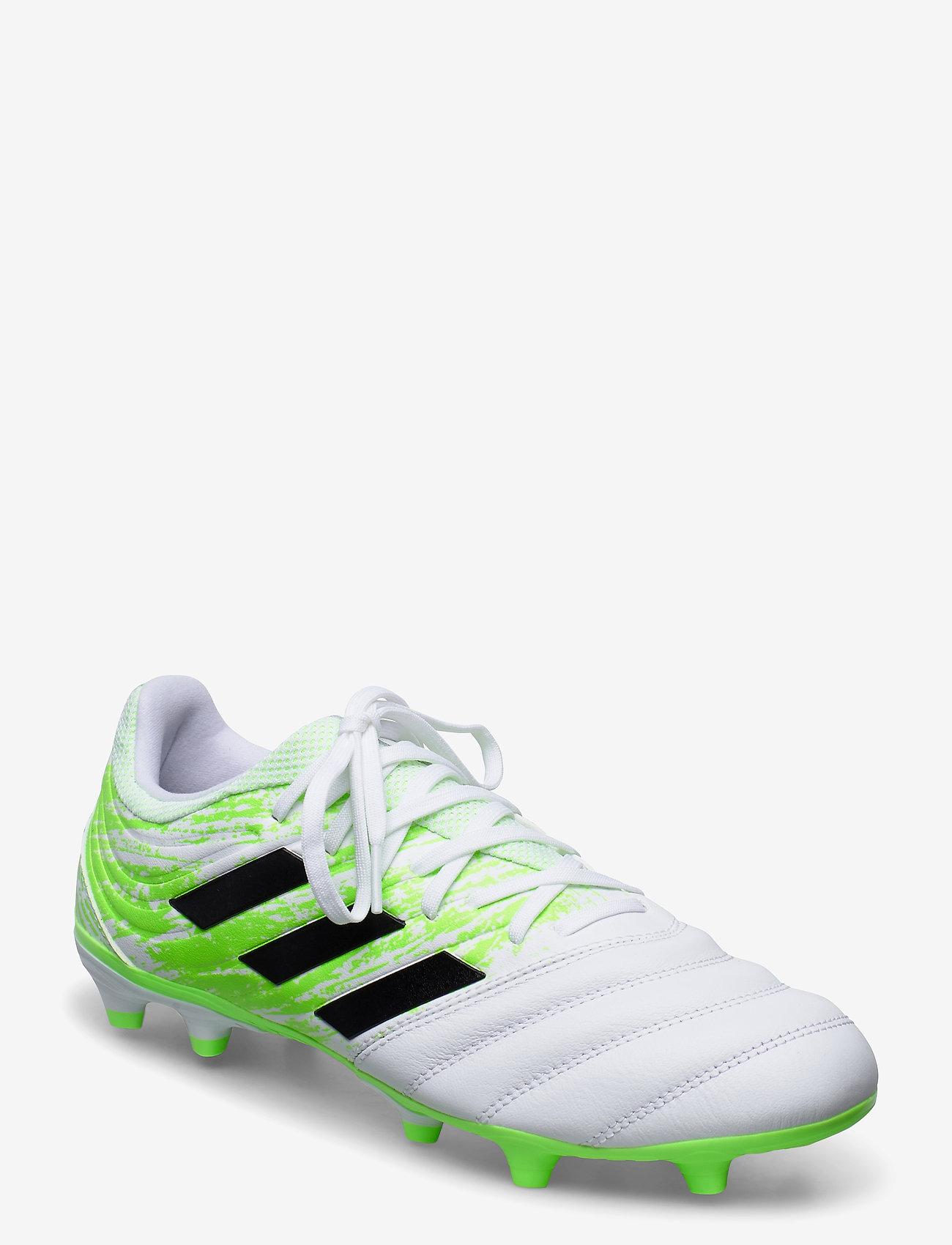 adidas Performance - COPA 20.3 FG - fotballsko - ftwwht/cblack/siggnr - 0
