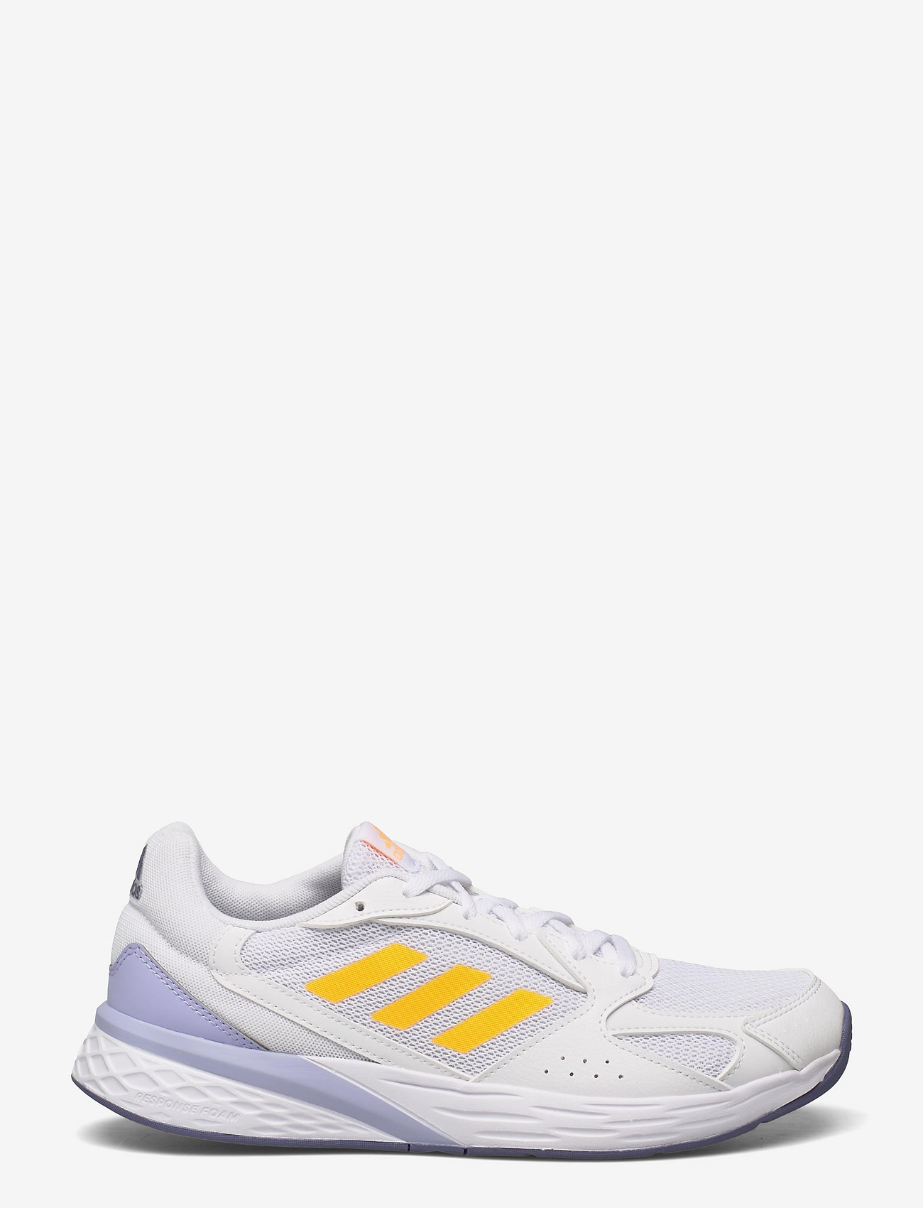 adidas Performance - Response Run  W - running shoes - ftwwht/sogold/vioton - 1