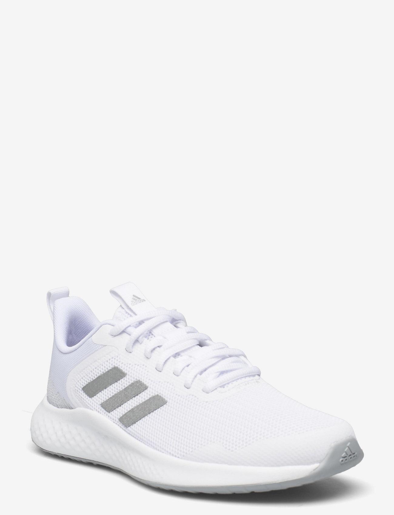 adidas Performance - Fluidstreet  W - running shoes - ftwwht/msilve/halsil - 0