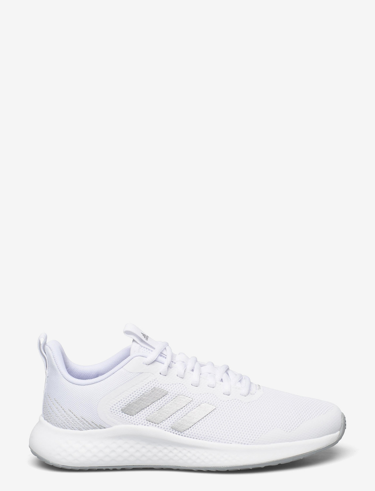 adidas Performance - Fluidstreet  W - running shoes - ftwwht/msilve/halsil - 1