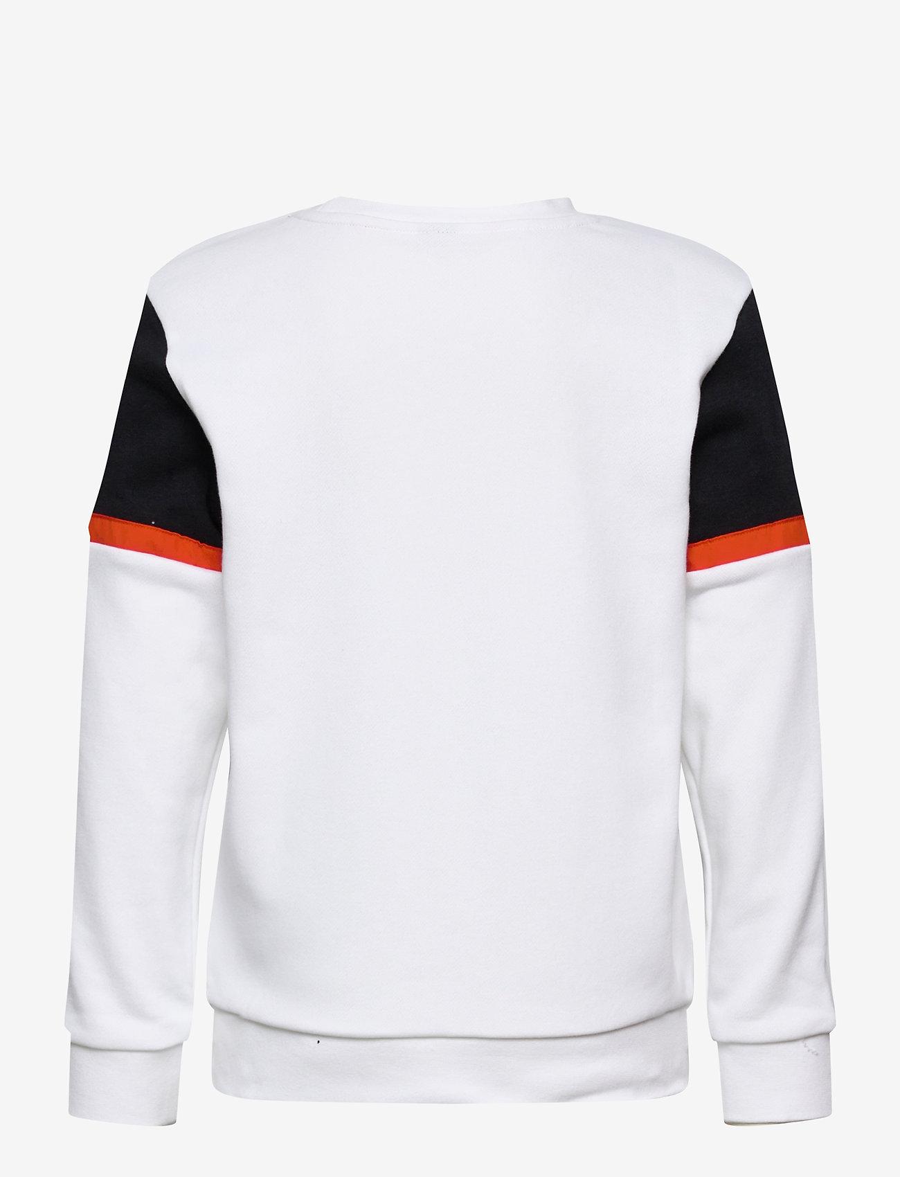 adidas Performance - B BOLD CREW - sweatshirts - white/black - 1