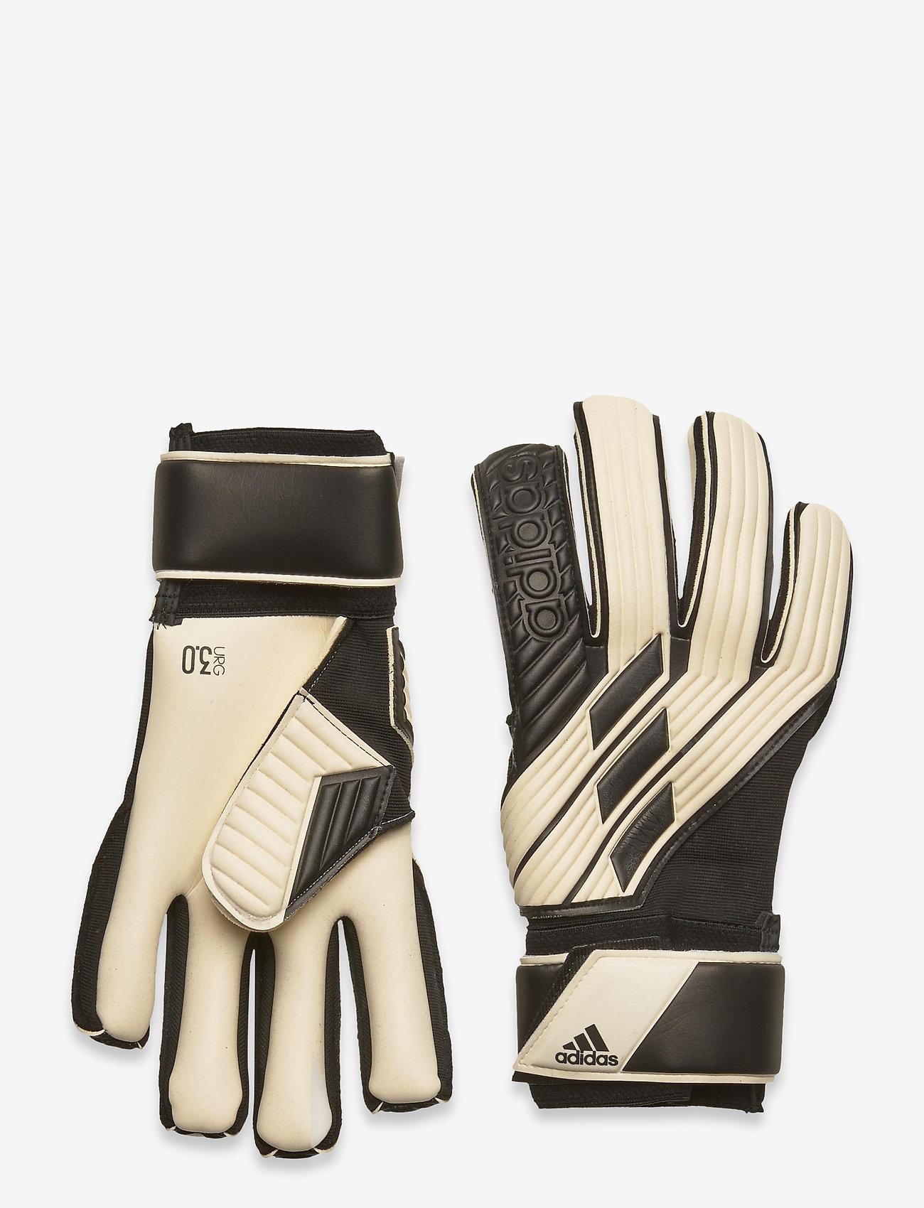 adidas Performance - Tiro League Goalkeeper Gloves - sprzęt piłkarski - white/black - 0