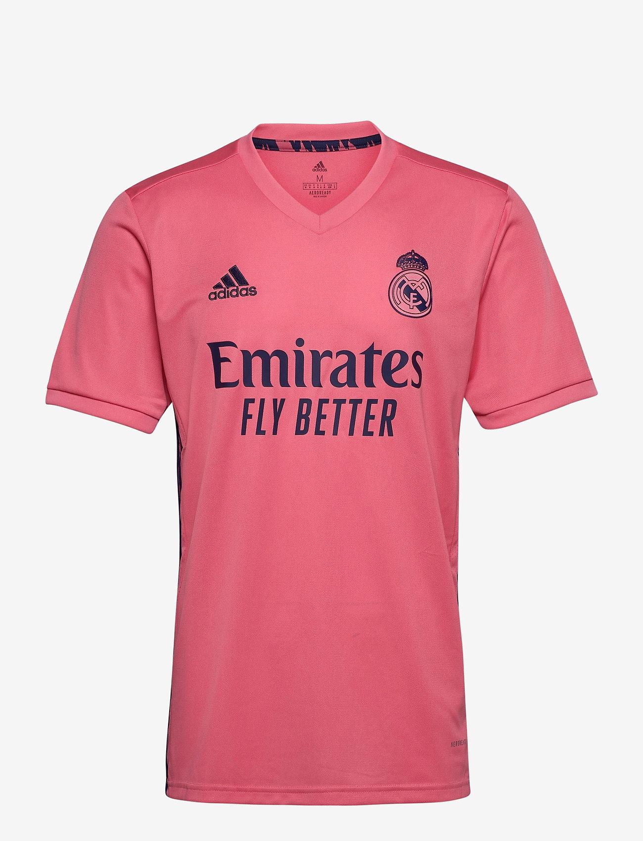 adidas Performance - Real Madrid Away Jersey - football shirts - sprpnk - 0
