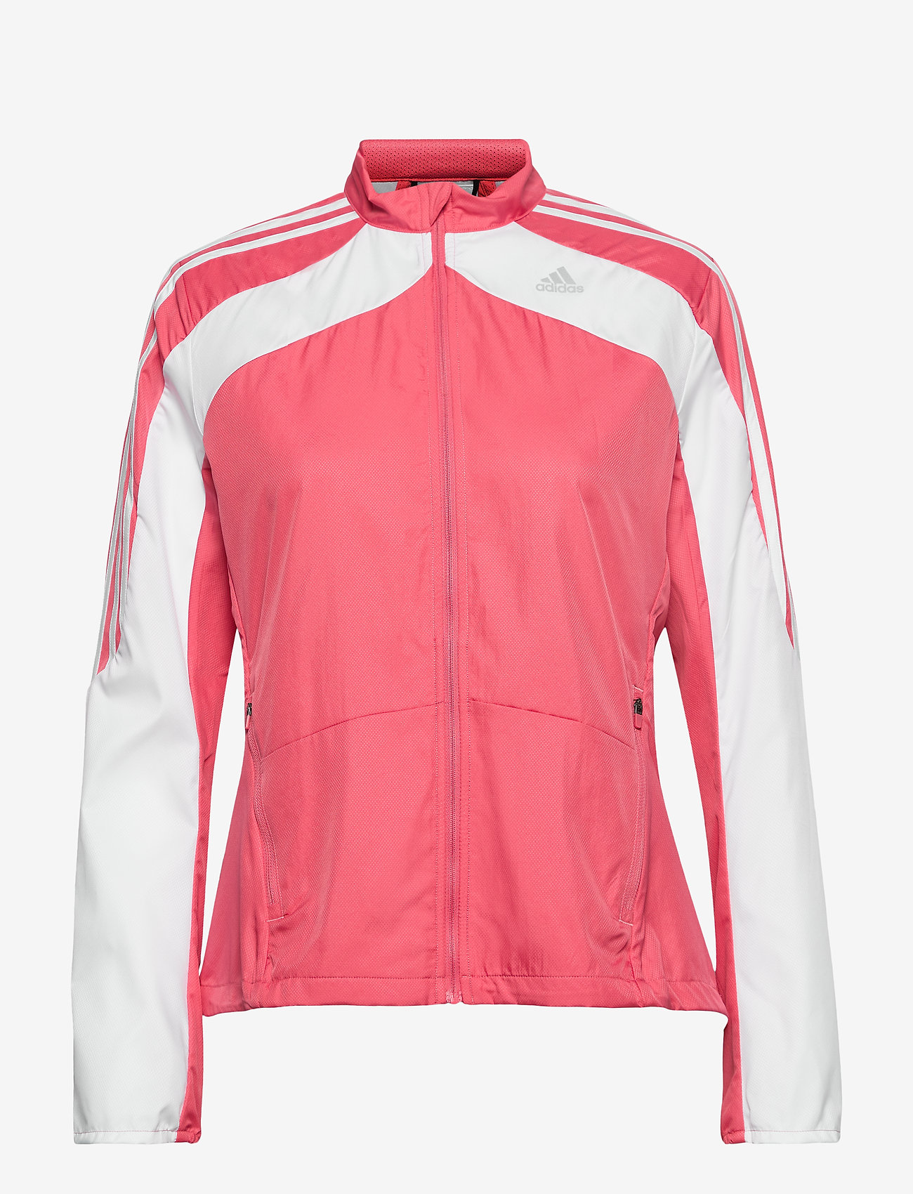 adidas Performance - Marathon 3-Stripes Jacket W - training jackets - hazros - 1