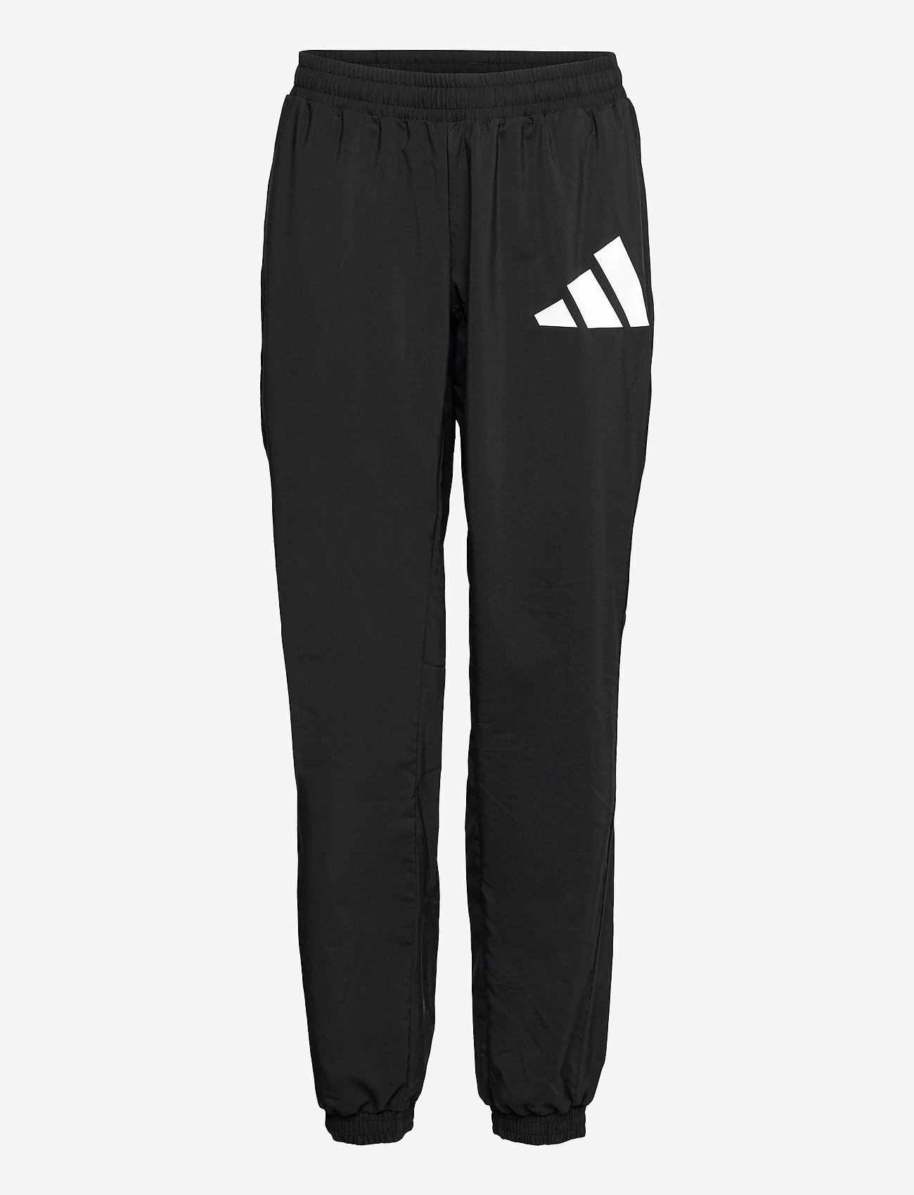 adidas Performance - 3 Bar Logo Warm-Up Sports Pants W - sportbroeken - black/white - 1