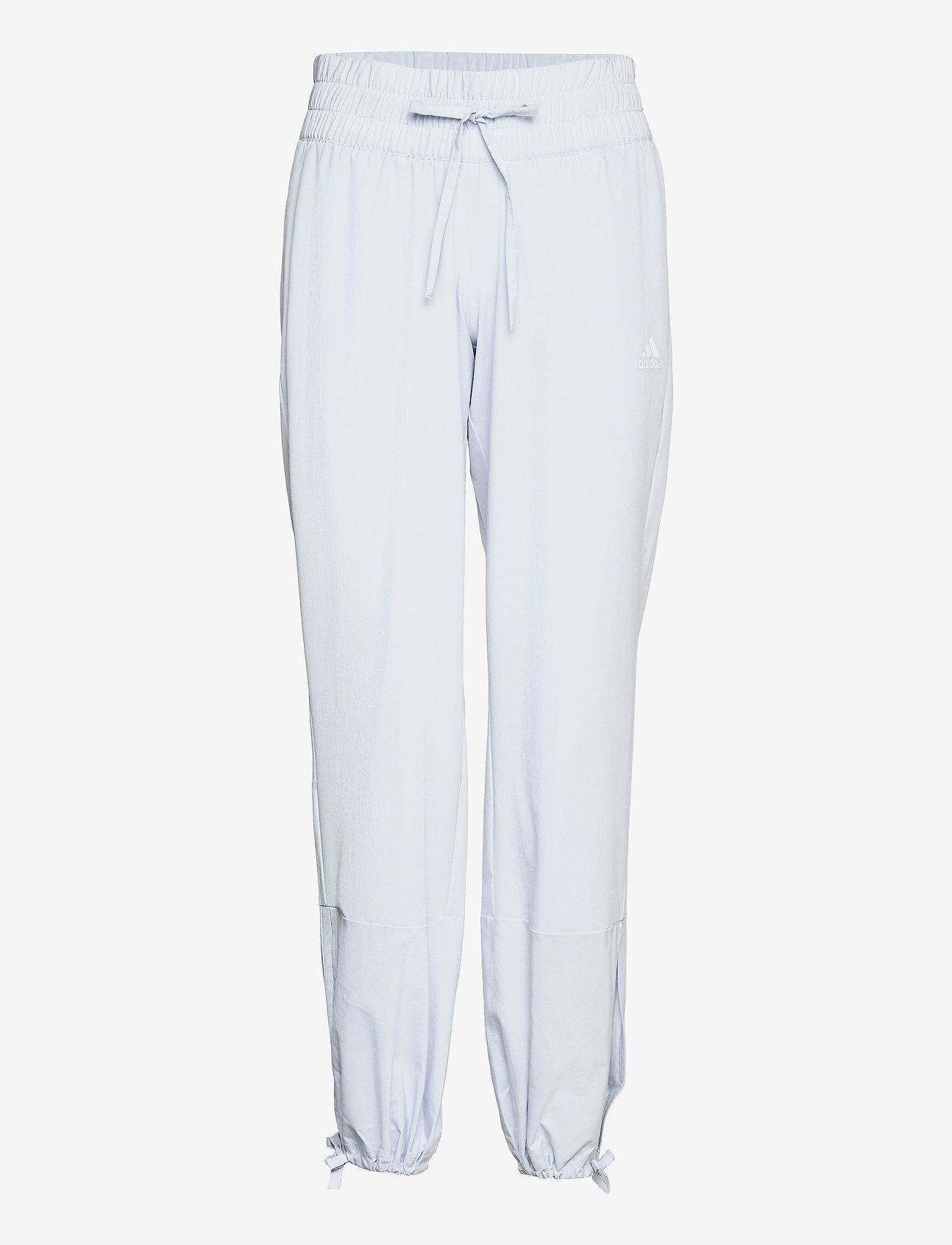 adidas Performance - Essentials AEROREADY Dance Pants W - sportbroeken - halblu/white - 1