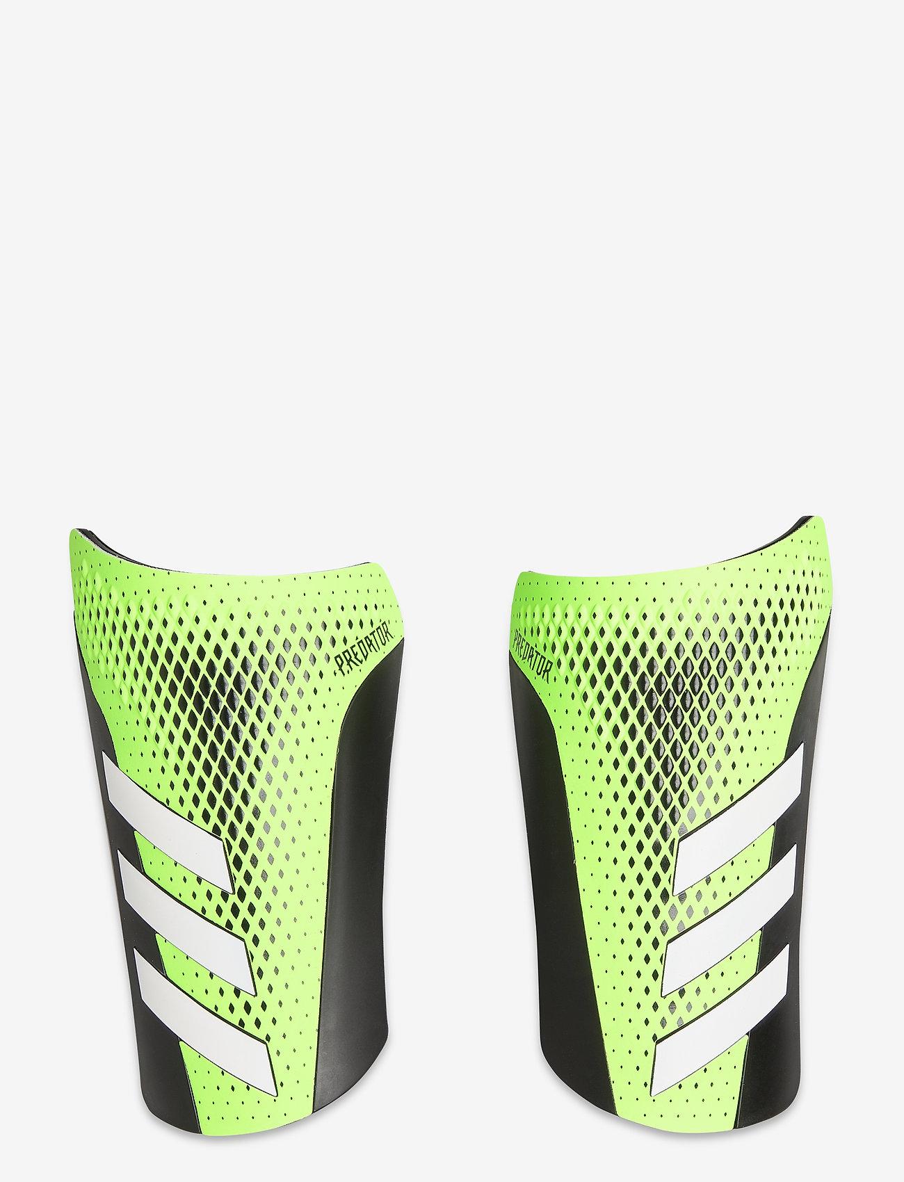 adidas Performance - PRED SG LGE - fotballutstyr - siggnr/white/black - 0
