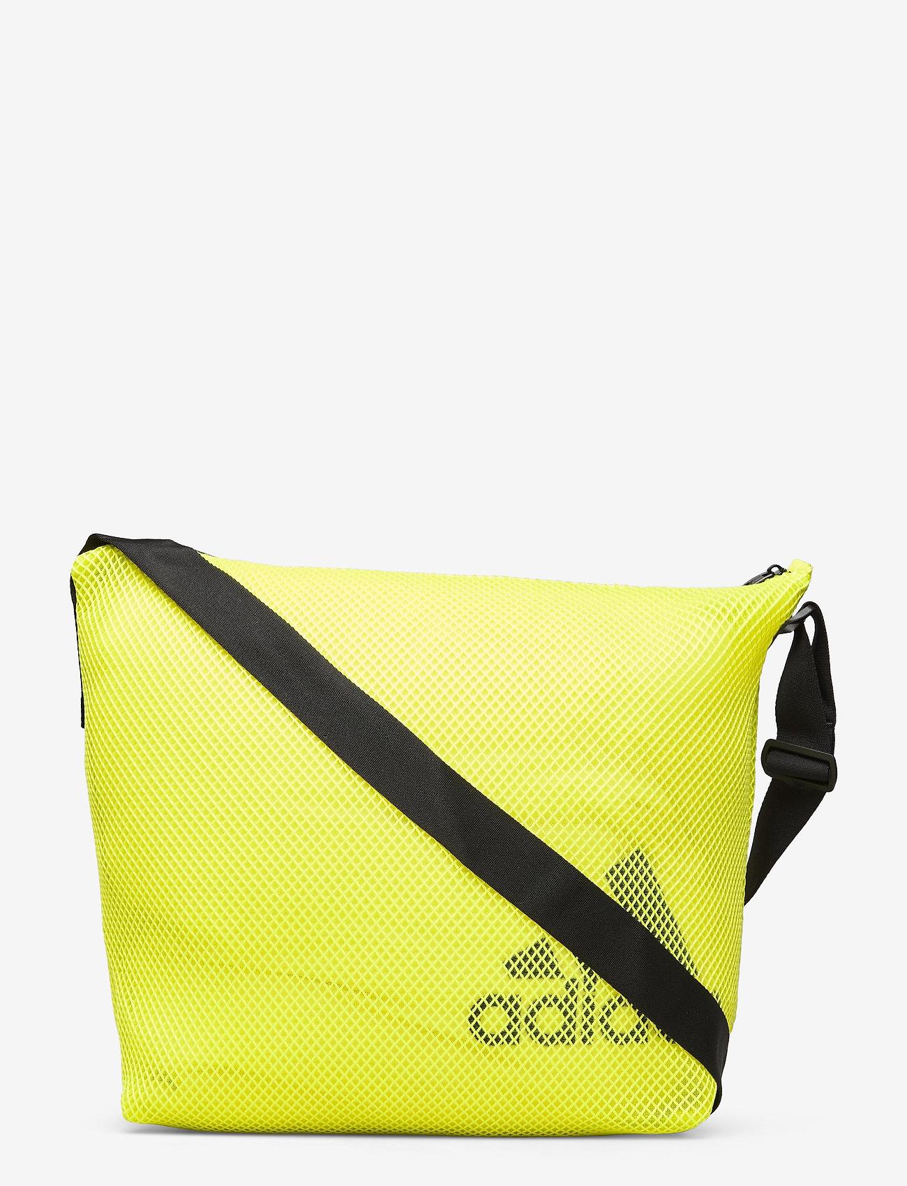 adidas Performance - W ST EASY SHOP - gymtassen - aciyel/black - 0