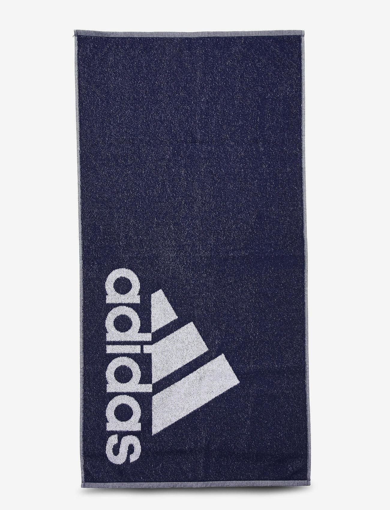 adidas Performance - Towel Small - overige accessoires - navblu/white - 1