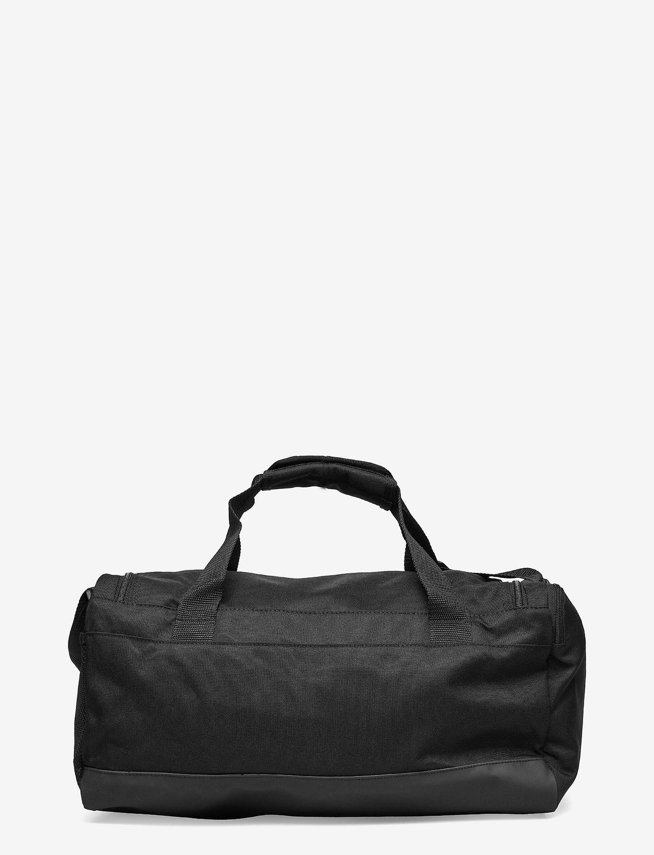 adidas Performance - Essentials Logo Duffel Bag Extra Small - træningstasker - black/white - 1