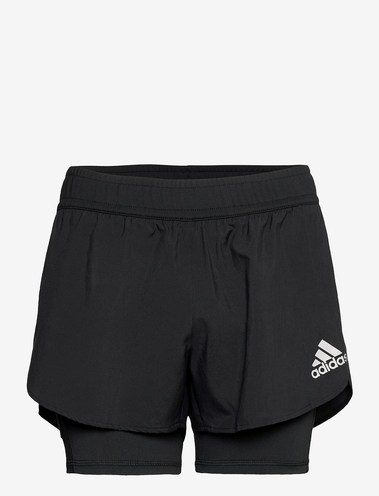adidas Performance - Fast Primeblue Two-In-One Shorts W - træningsshorts - black - 1