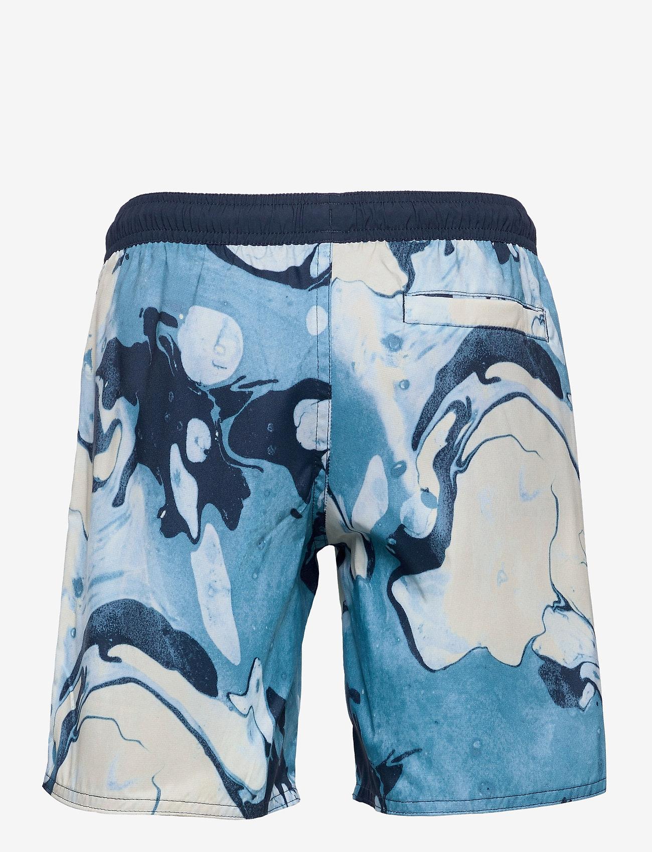 adidas Performance - Wavebeat Swim Shorts - bademode - hazblu - 1