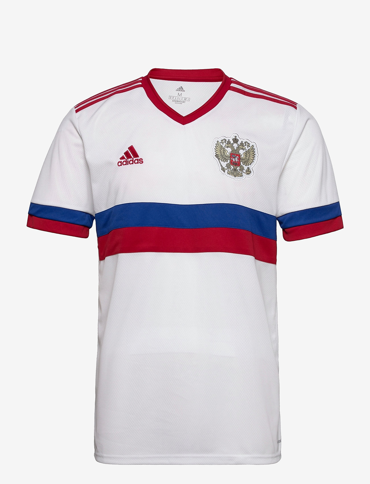 adidas Performance - Russia 2020 Away Jersey - football shirts - white/tmpwrd - 1