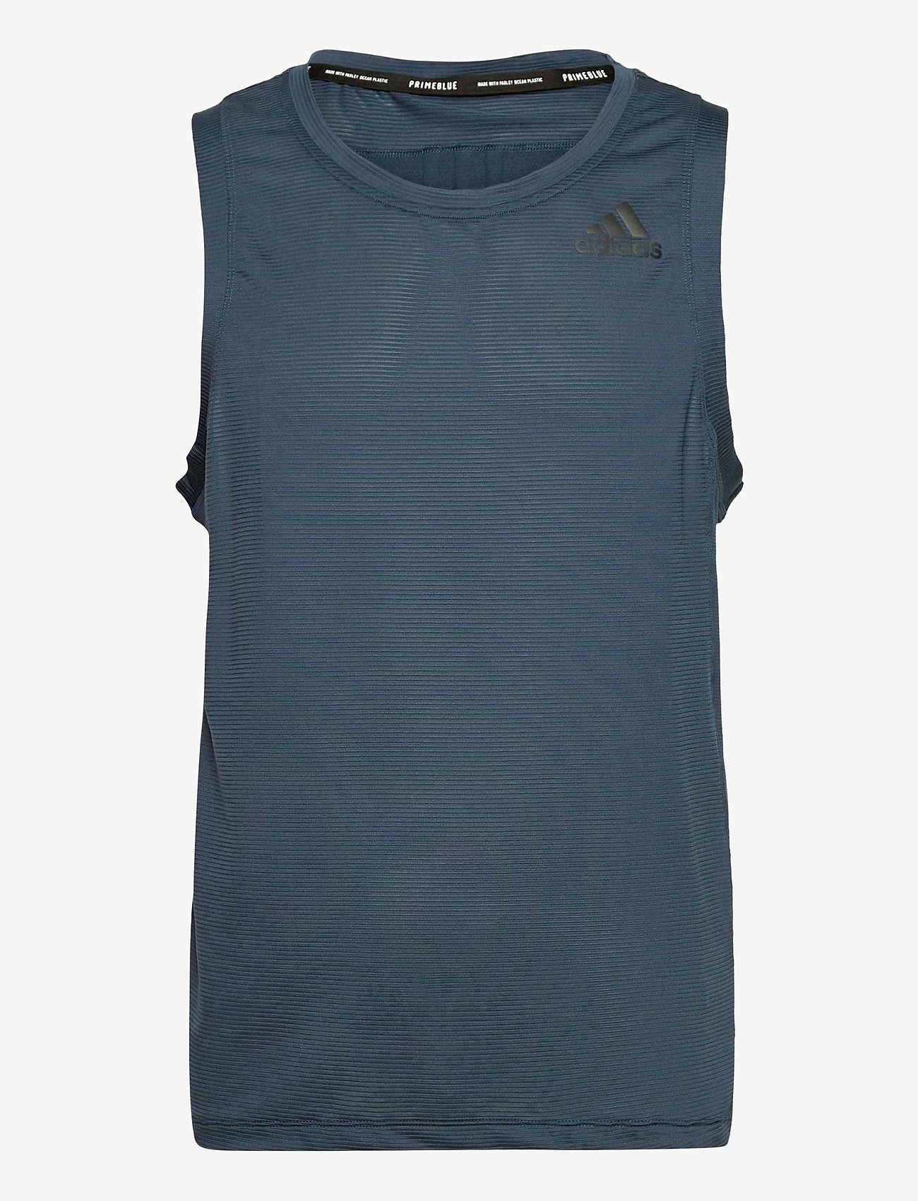 adidas Performance - AEROREADY 3-Stripes Primeblue Tank Top - tank tops - crenav - 1