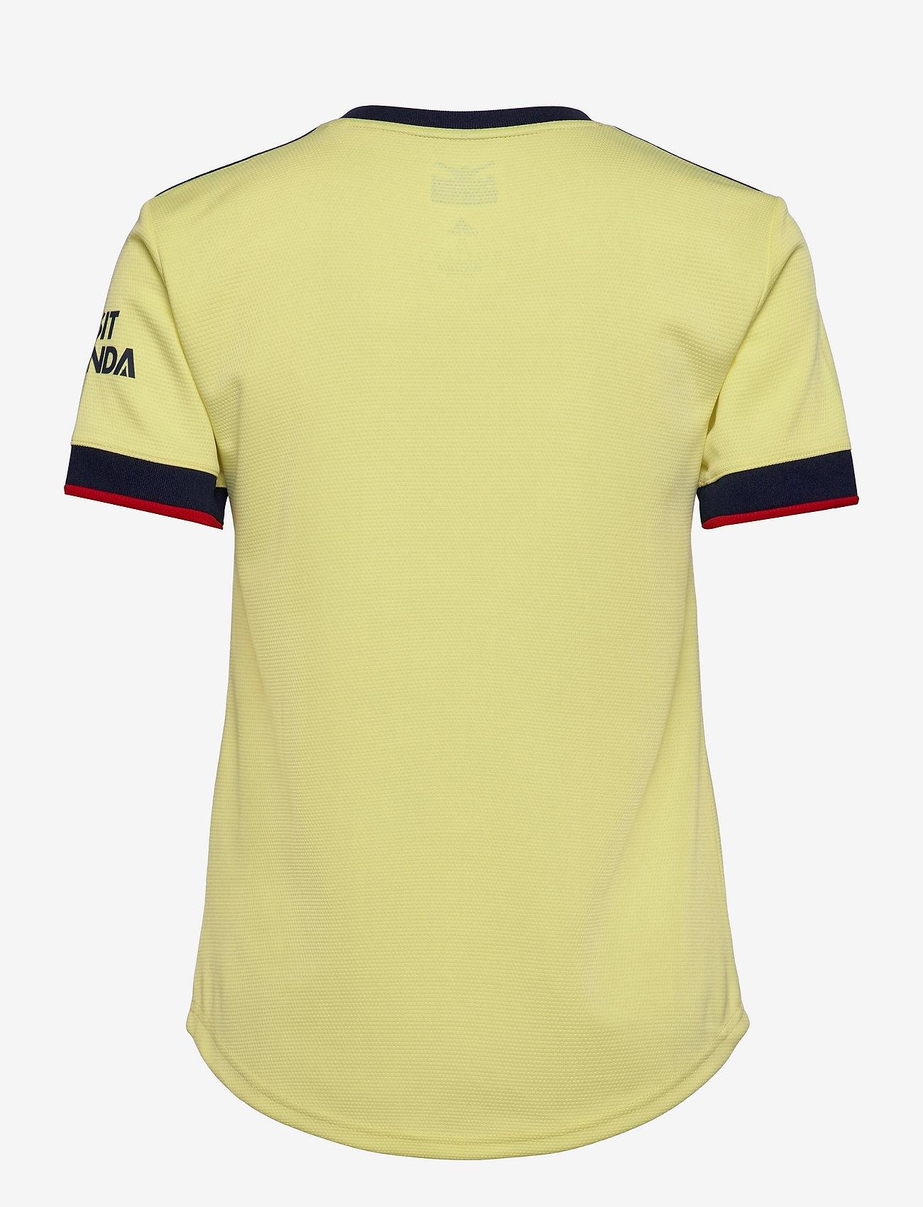 adidas Performance - Arsenal 21/22 Away Jersey W - voetbalshirts - peacit - 1