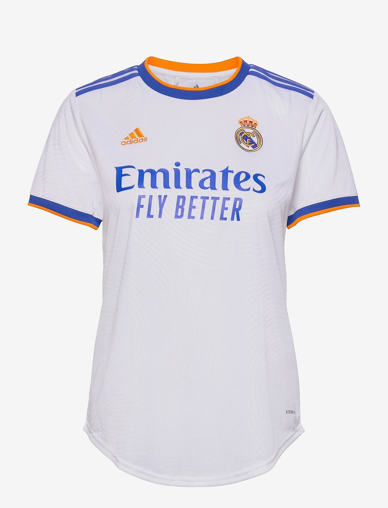 adidas Performance - Real Madrid 21/22 Home Jersey W - football shirts - white - 1