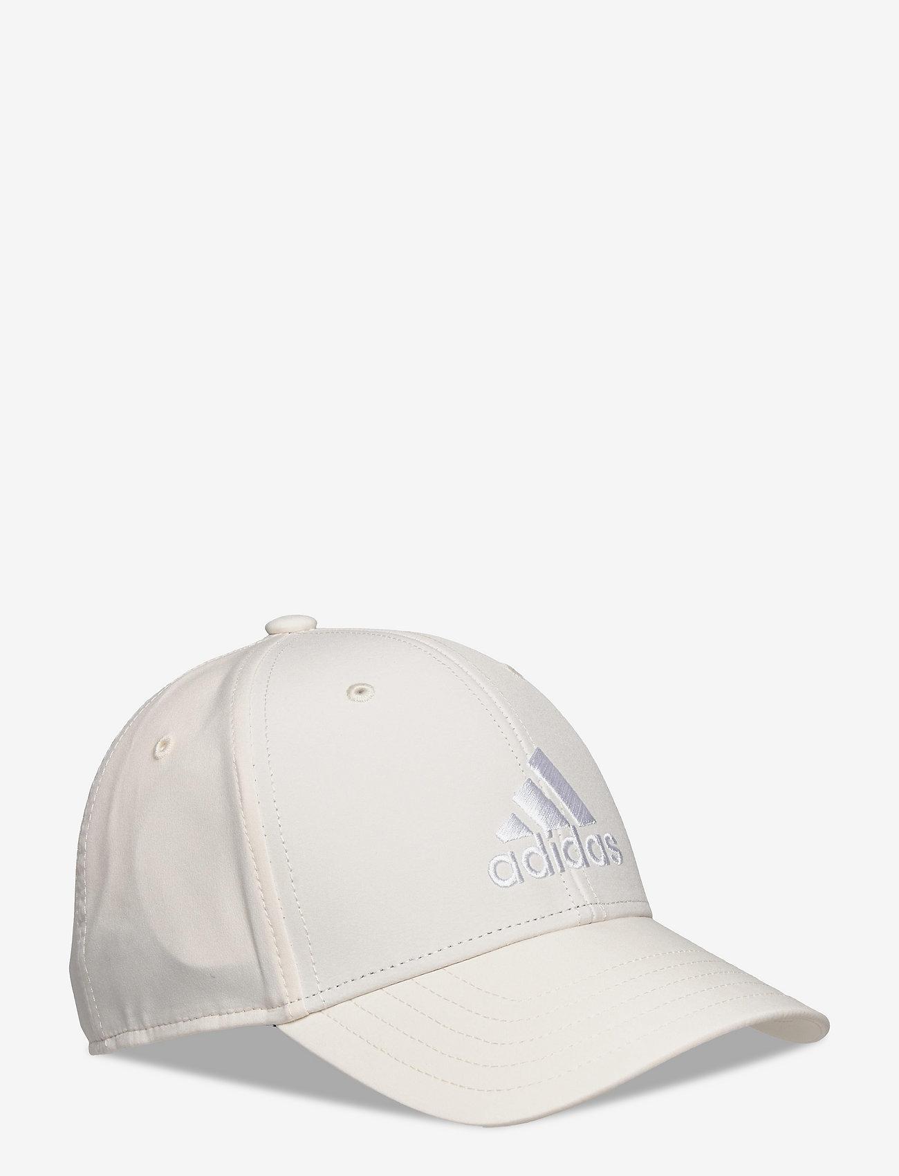 adidas Performance - Lightweight Embroidered Baseball Cap - kepsar - wonwhi/white - 0